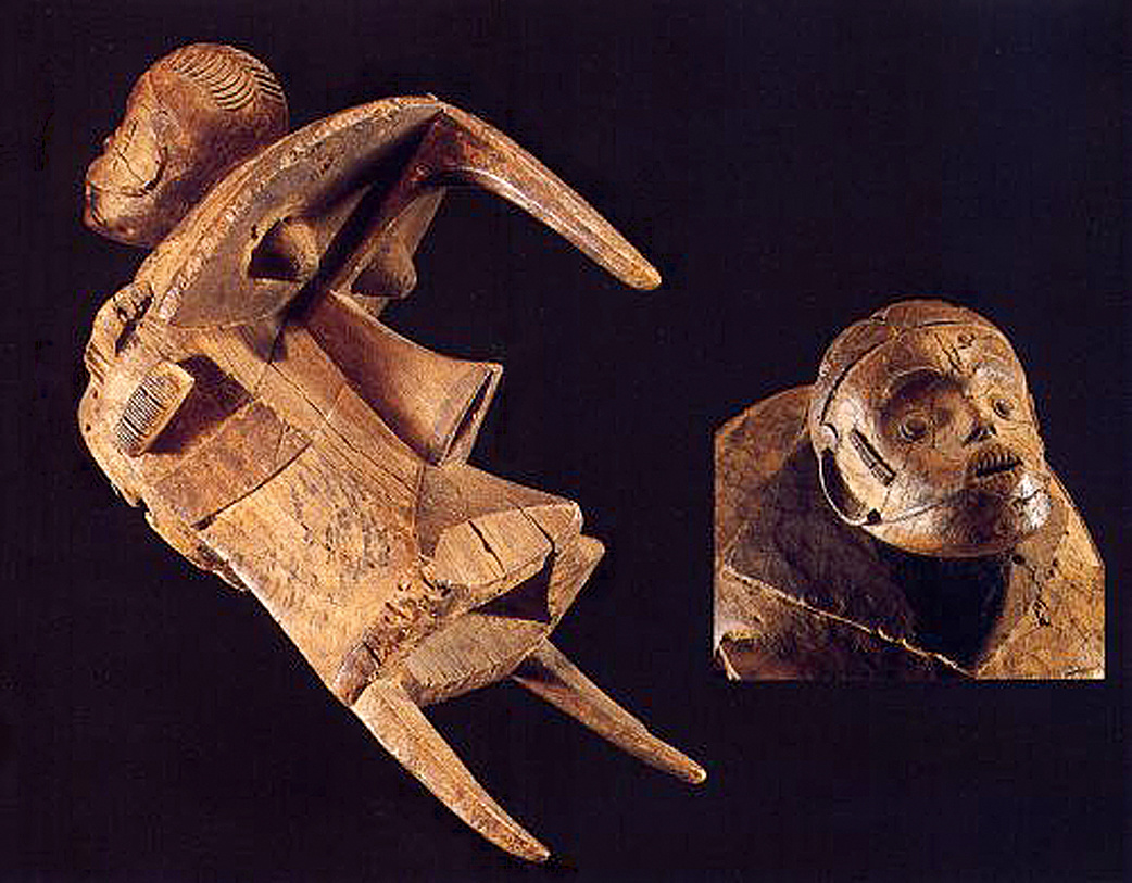 Elephant spirit mask