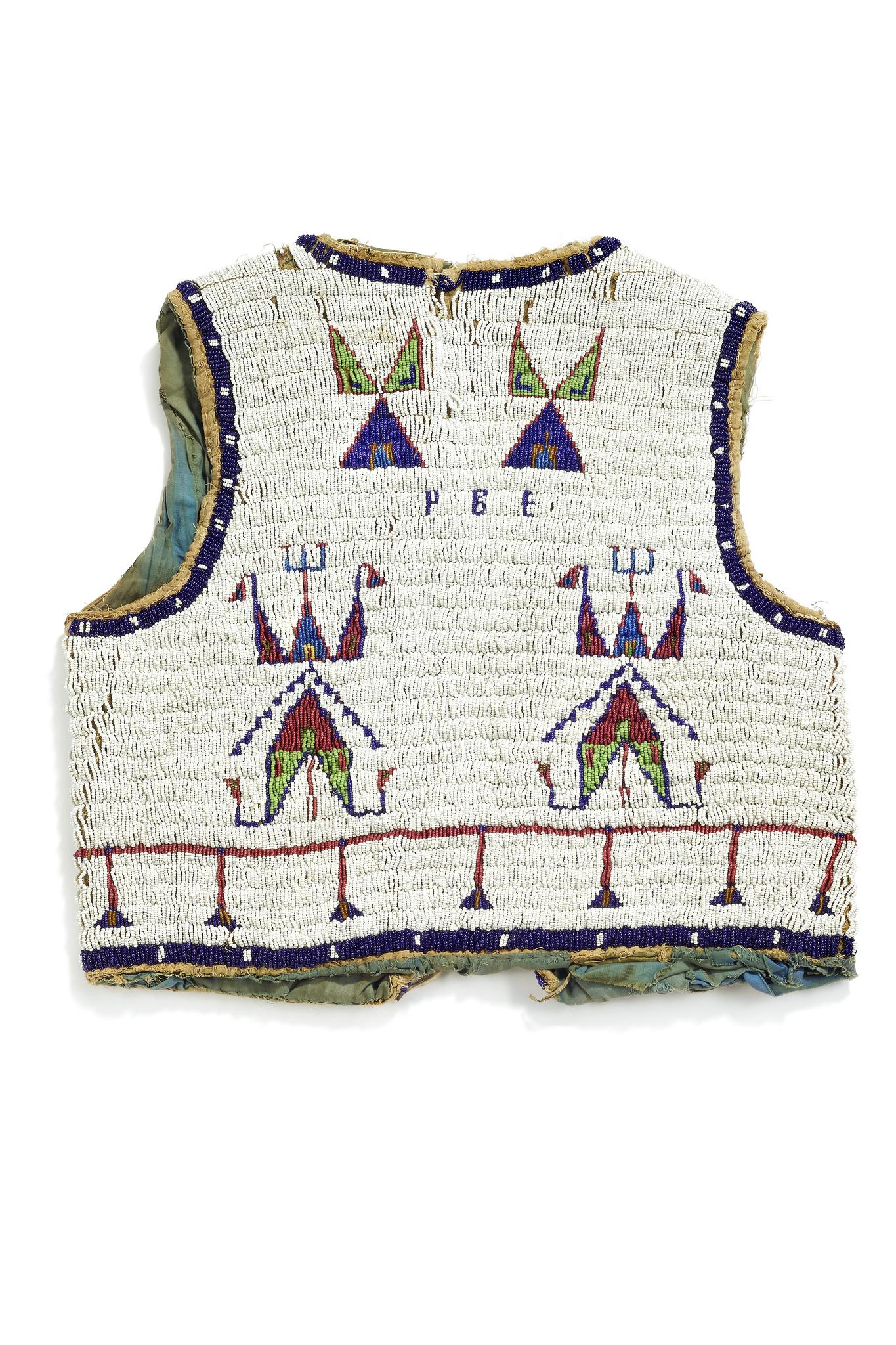Boy's vest