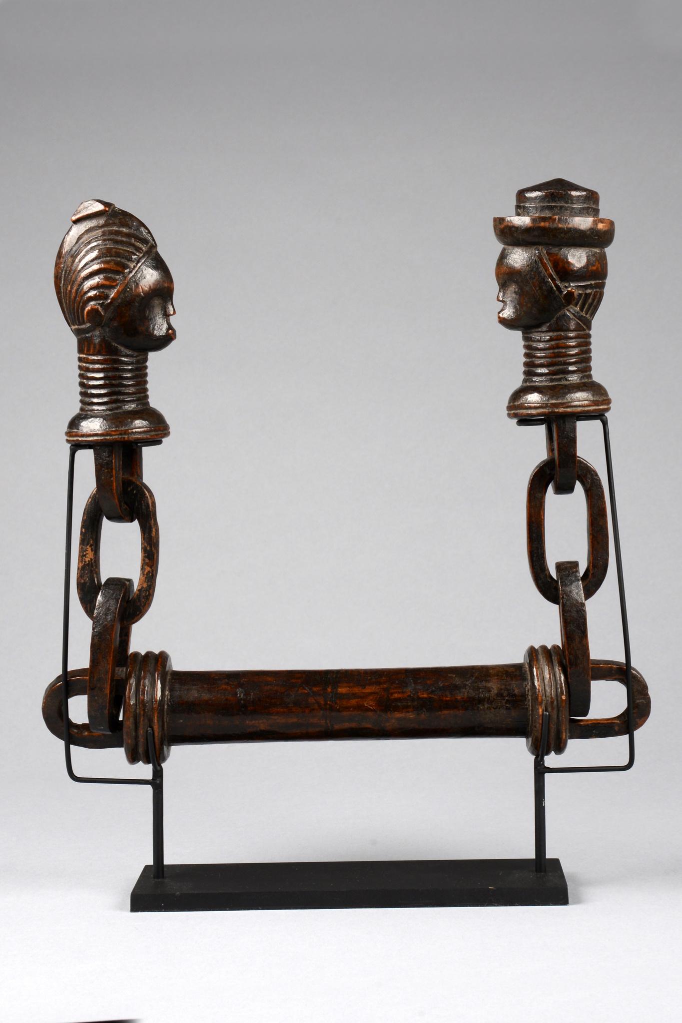 Support pour hamac, environ 1890/1900