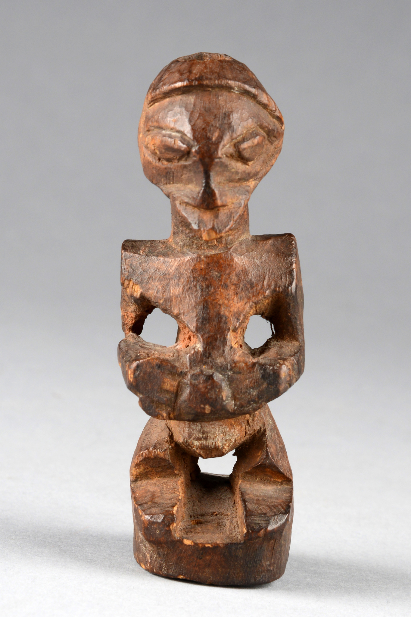 "Miniature figure ""nkisi"""