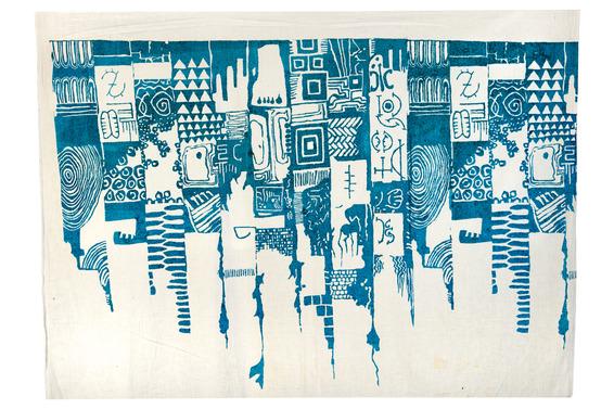 Artist-Textile, 1988
