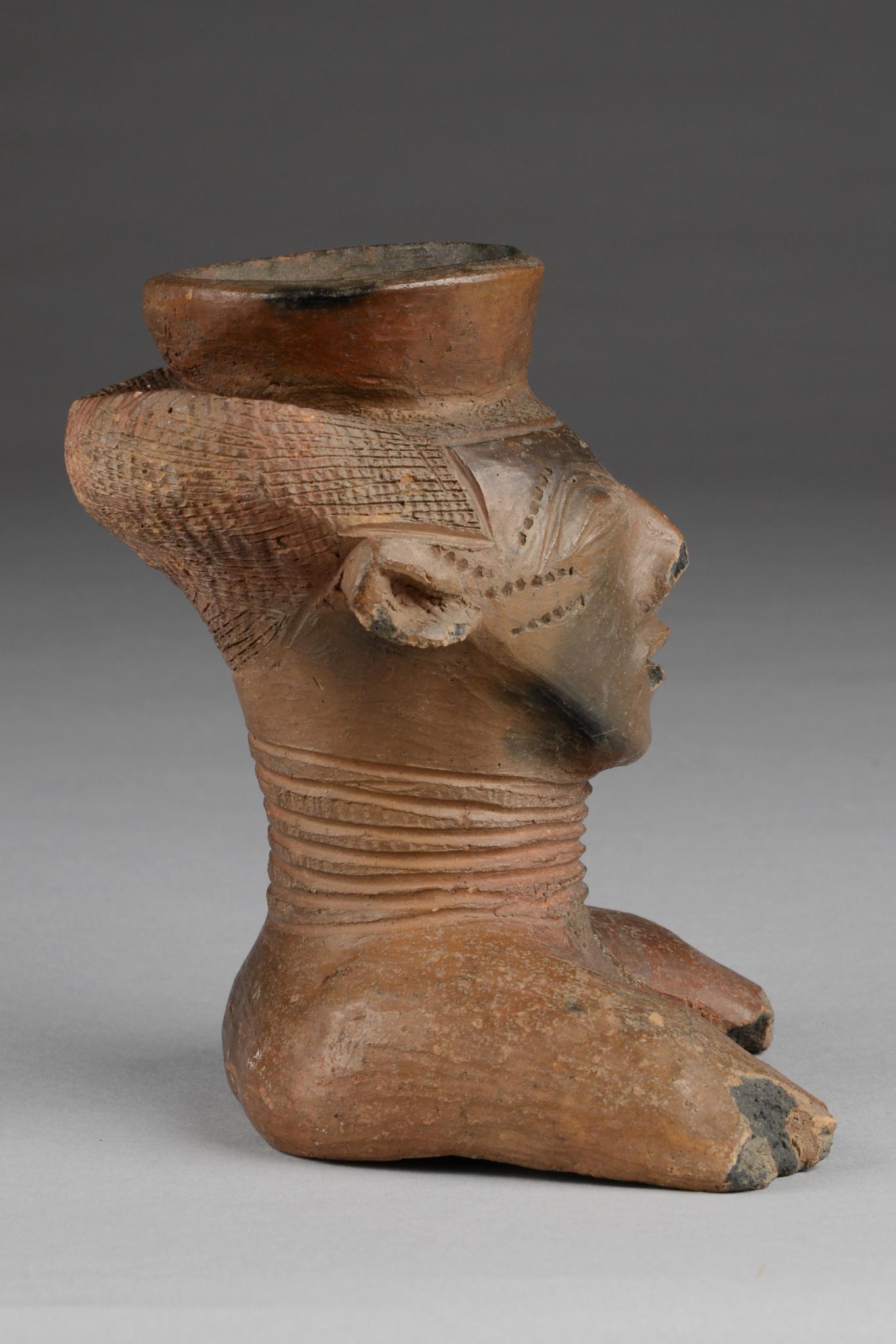Anthropomorphic vessel