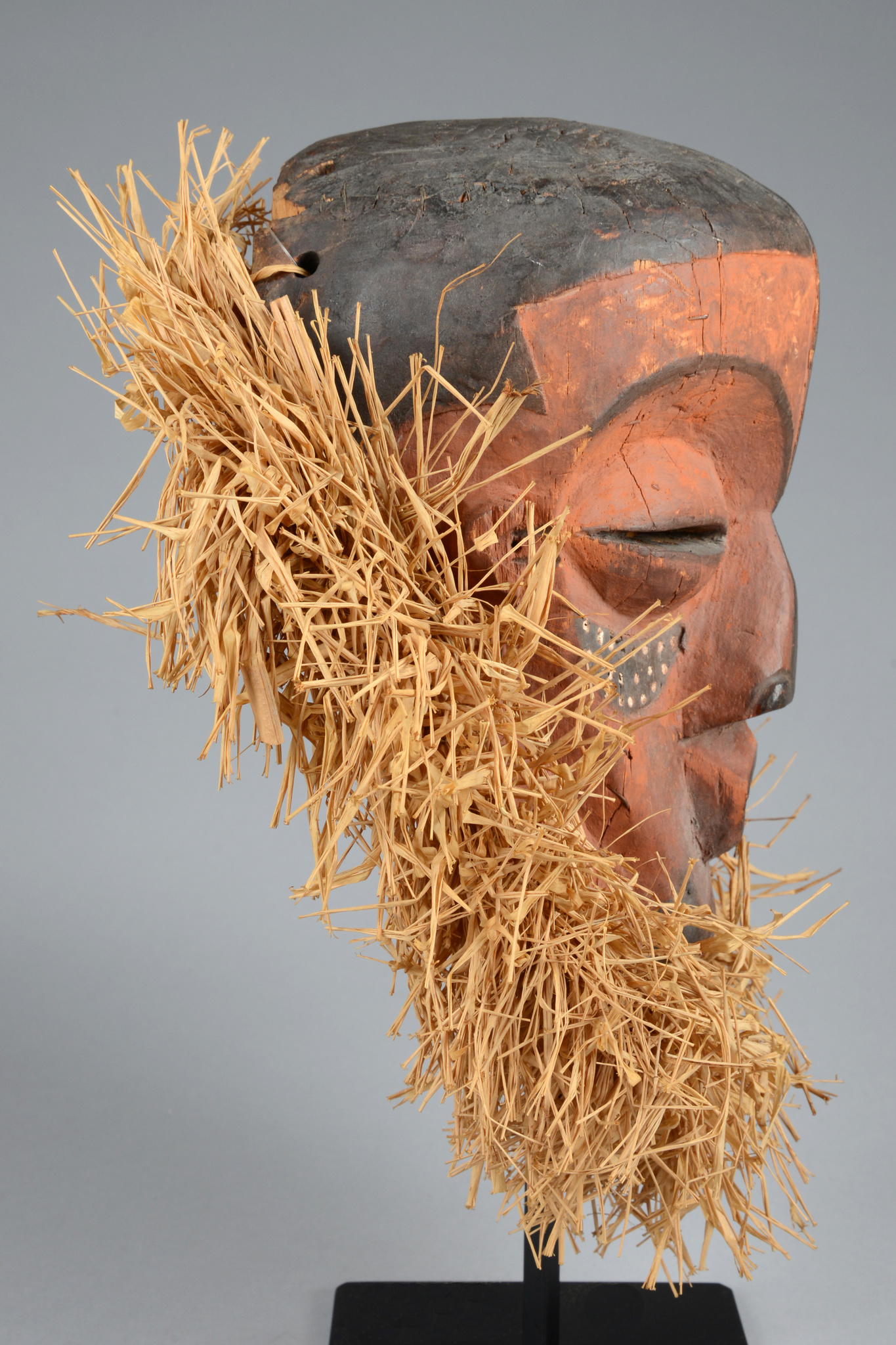 "Male face mask ""munjinga"""