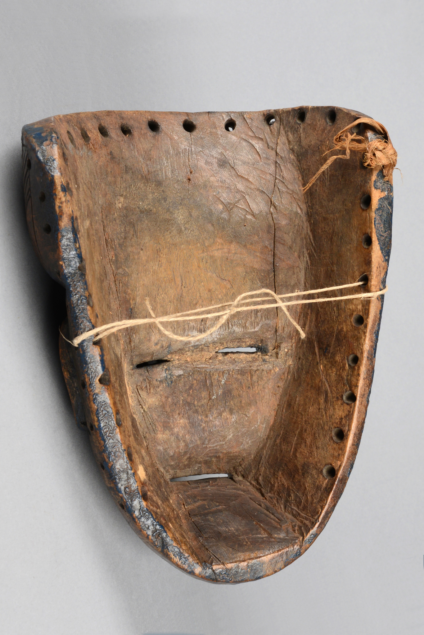 "Female ancestor spirit mask ""mwana pwo"""