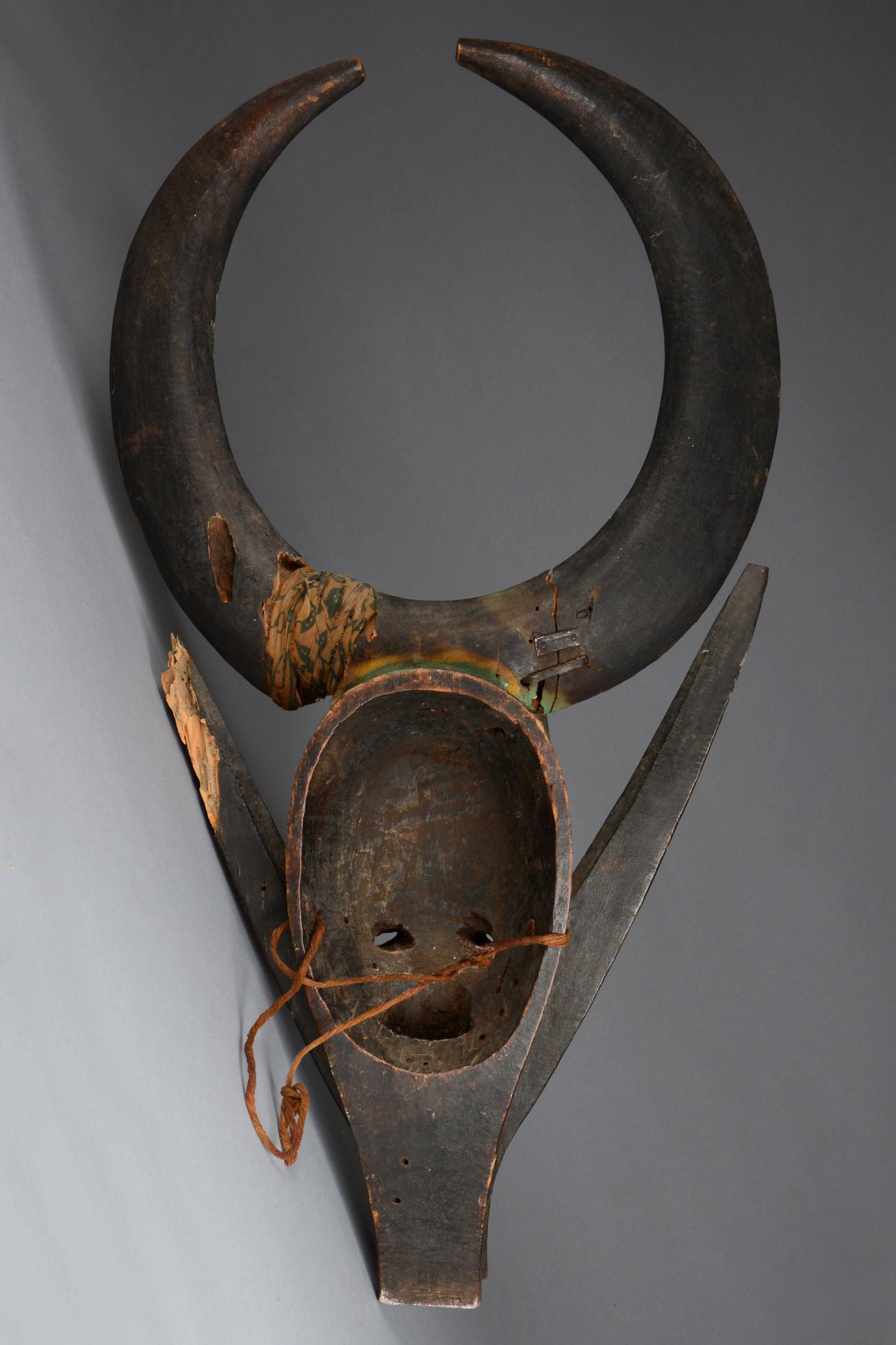 Zoomorphe Maske