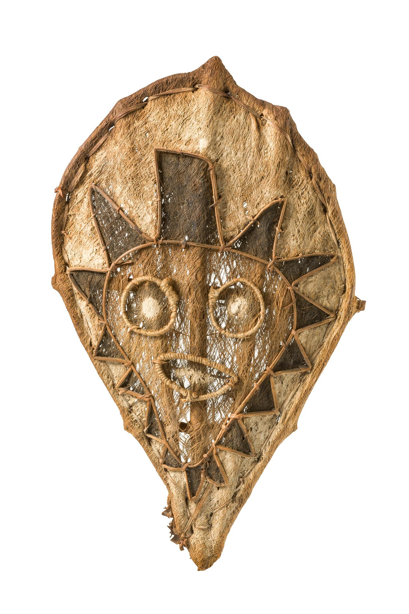Rare masque, environ 1910/20