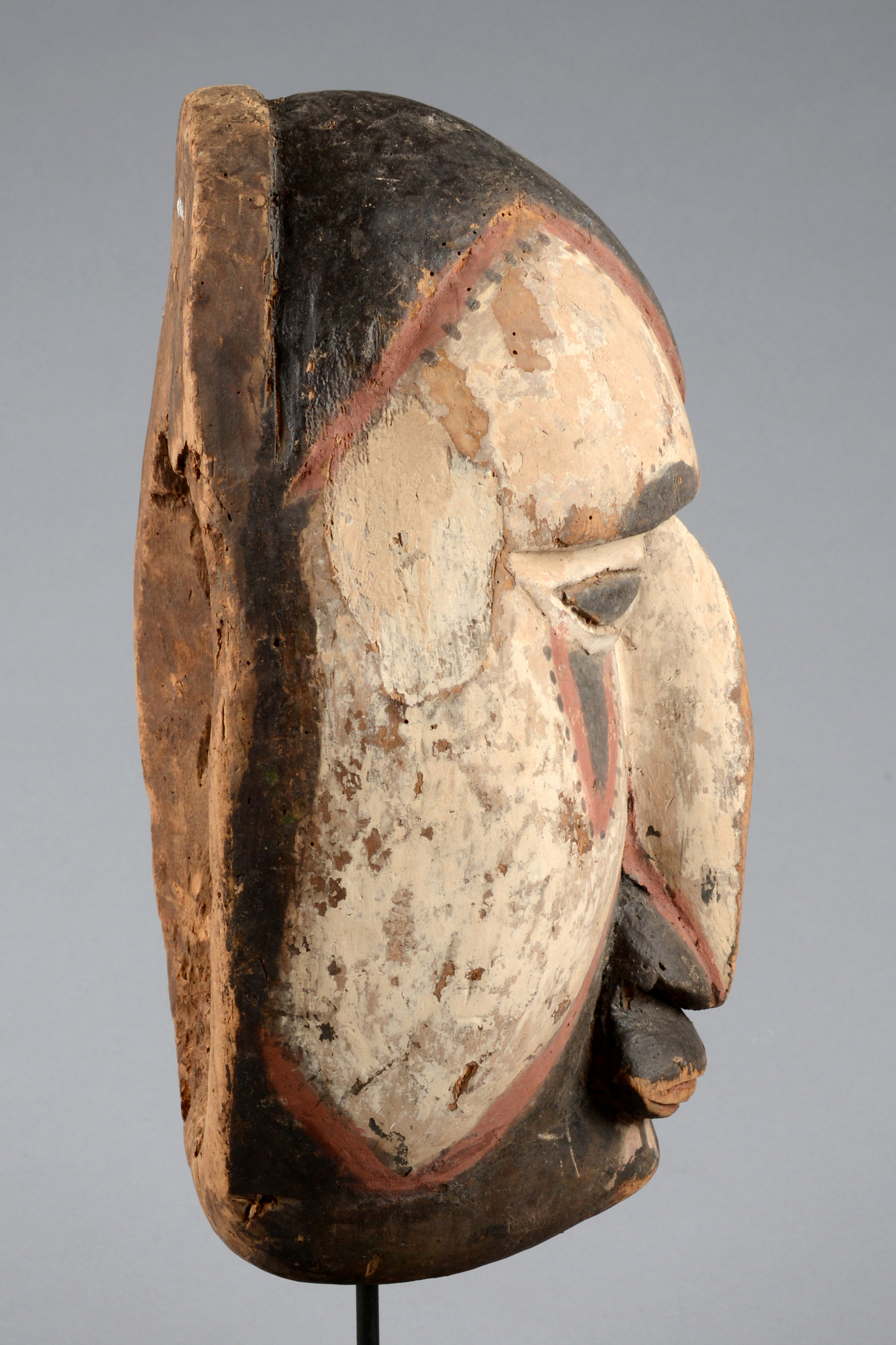 Yam mask