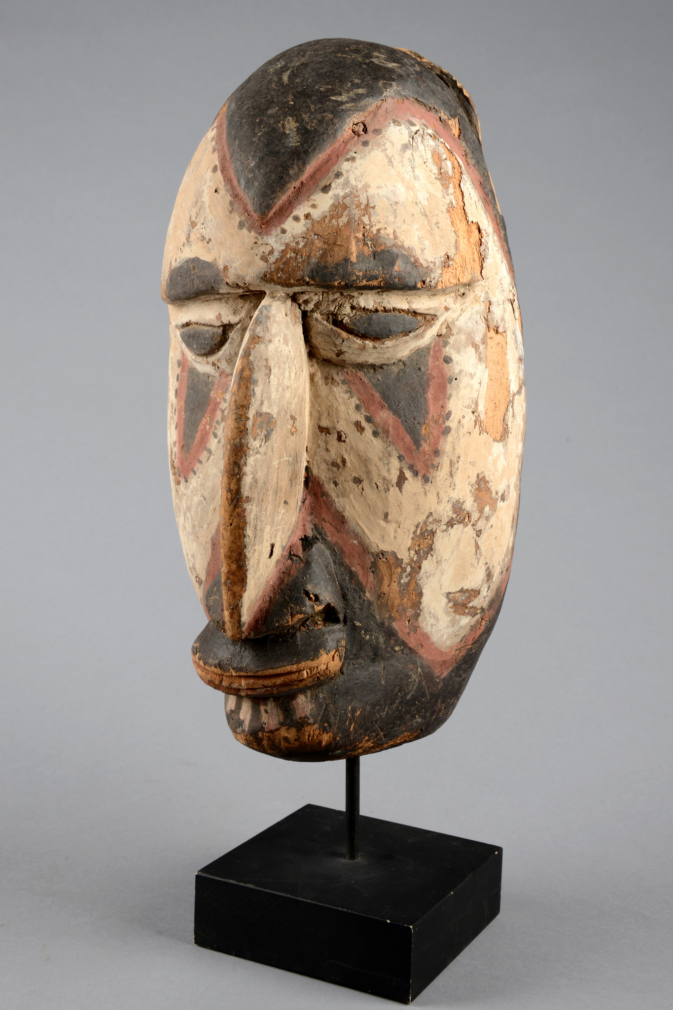 Masque à igname