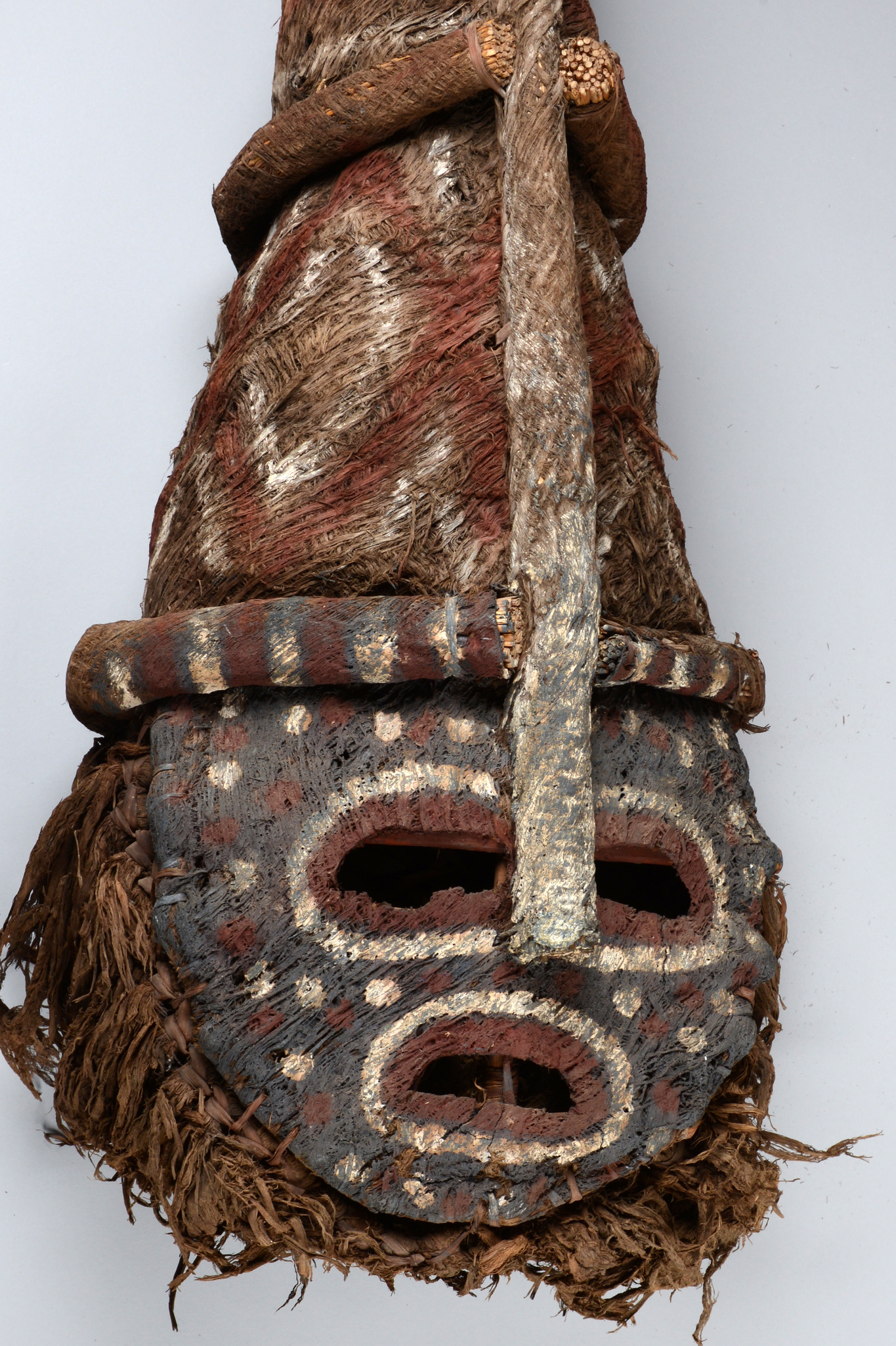 "Masque ""chikunza"", avant 1880"