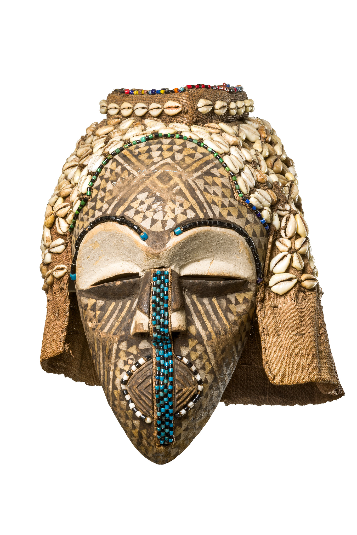 """Mask """"ngaady a mwaash"""""""