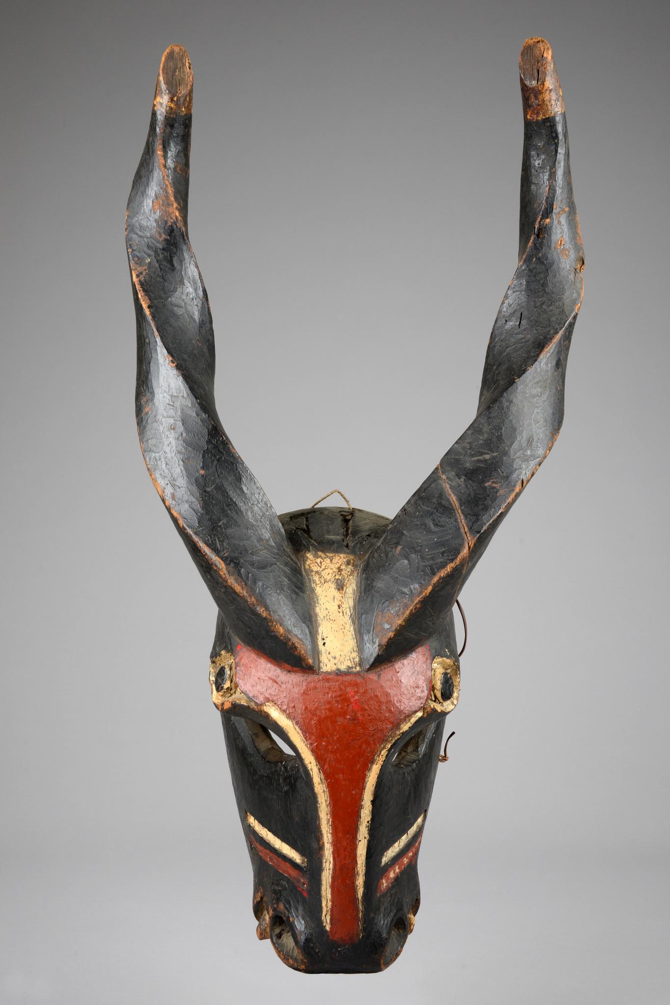 """Zoomorphe Maske """"karikpo"""""""