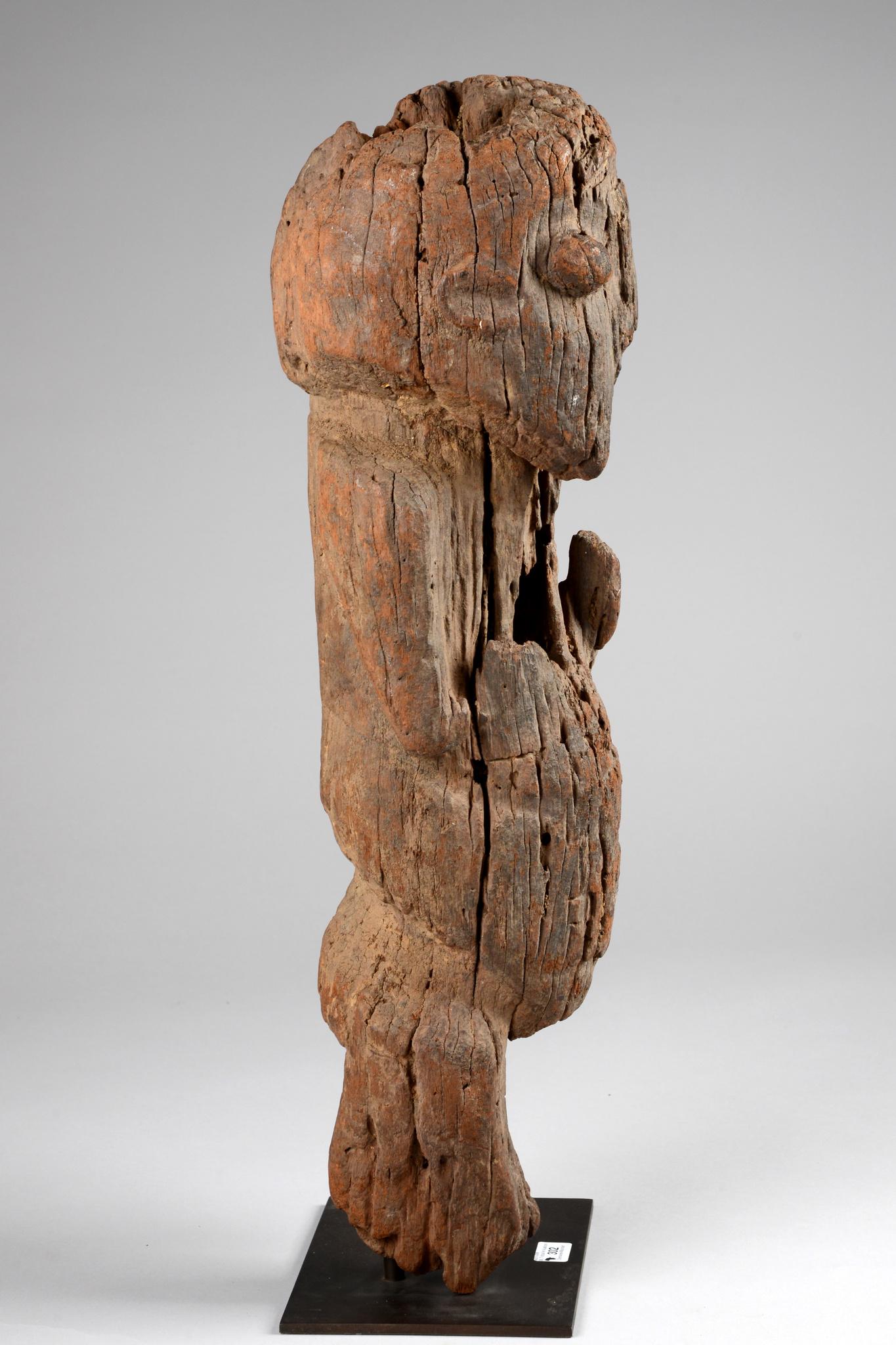 Fragment einer anthropomorphen Figur