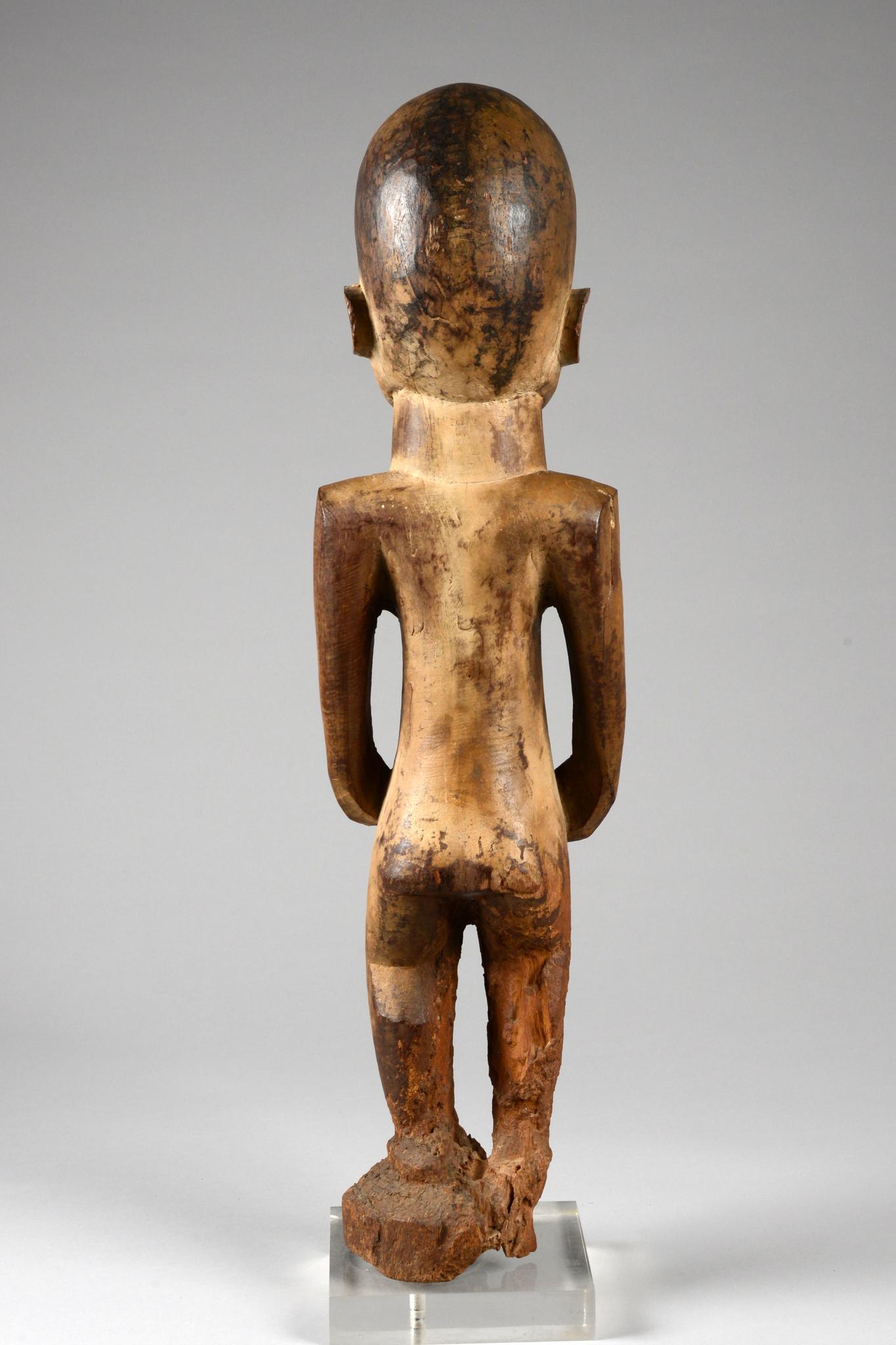 Standing male figure, Sikire Kambire