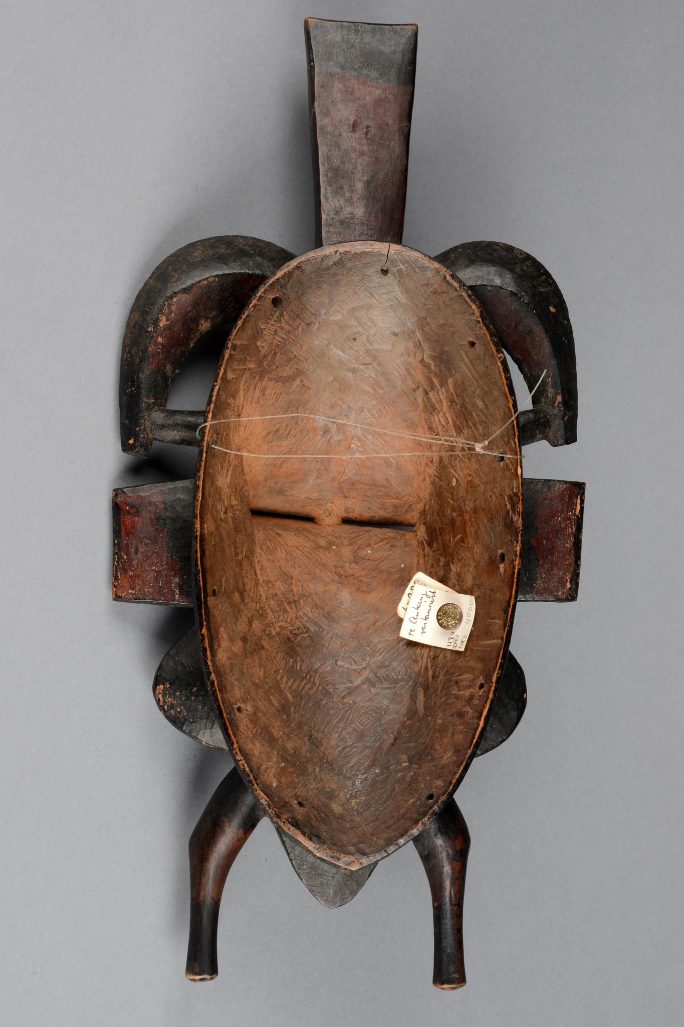 """Maske """"kpélié"""""""