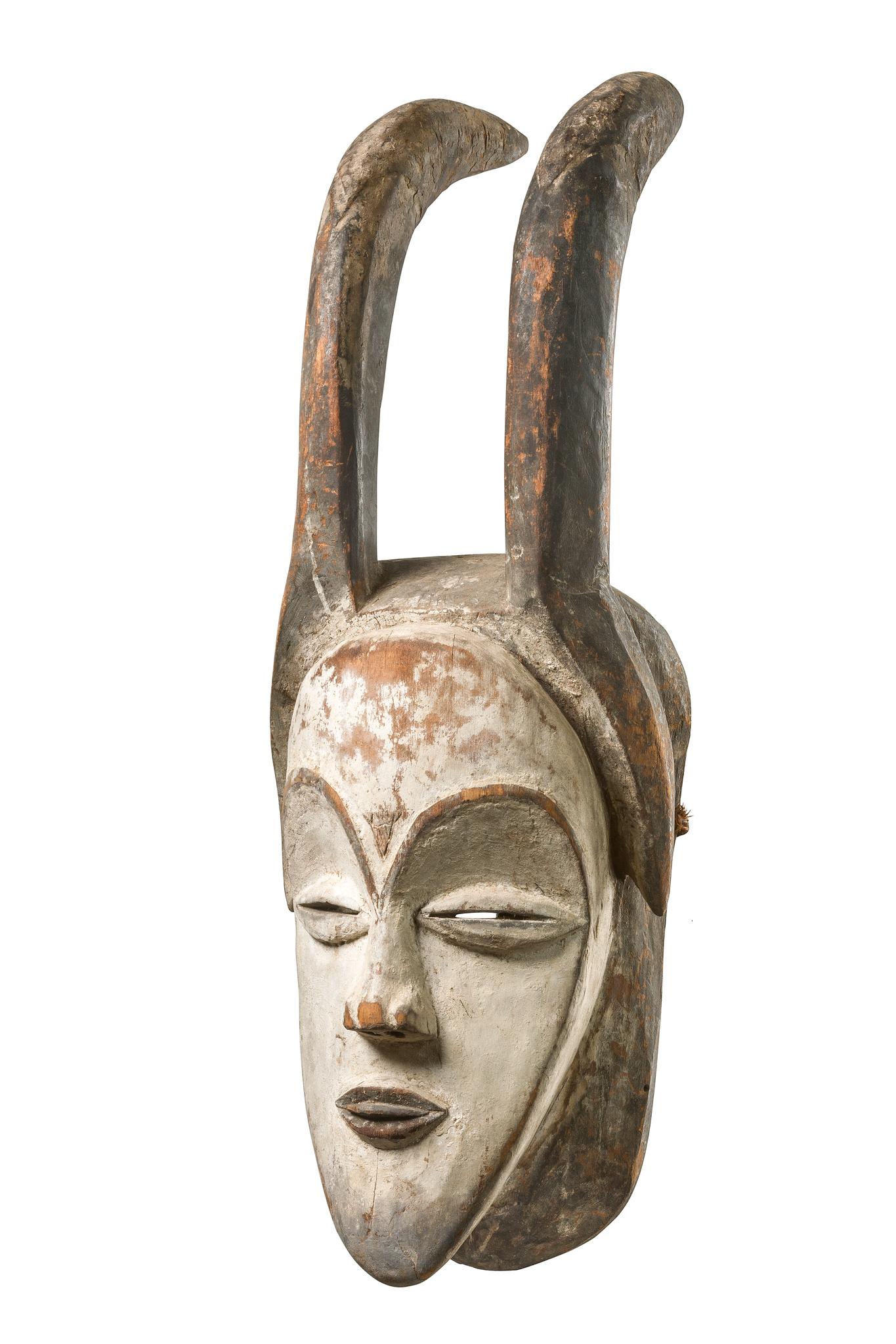 Anthropo-zoomorphic mask