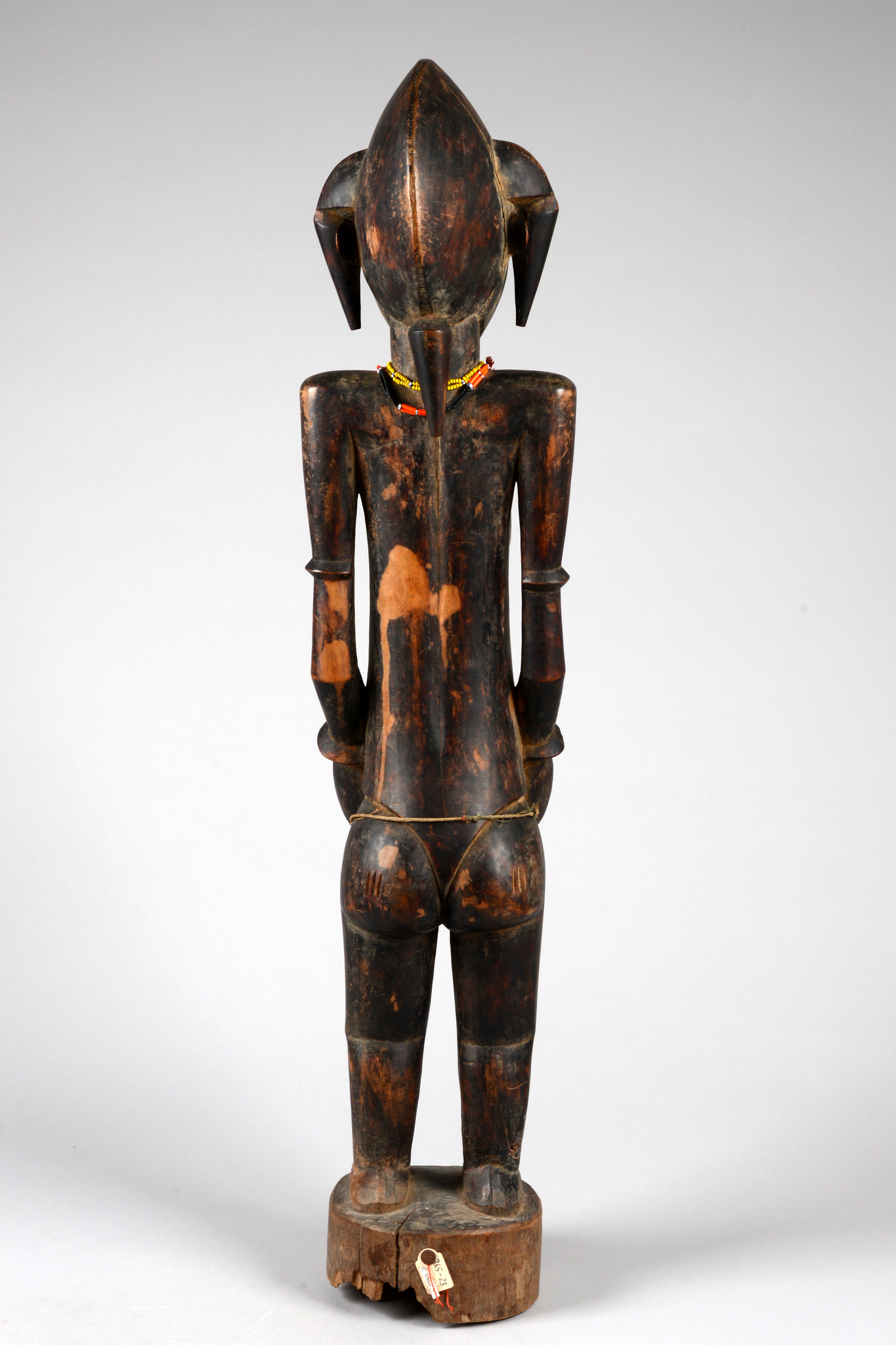 Große stehende weibliche Figur, Coulibaly-Werkstatt