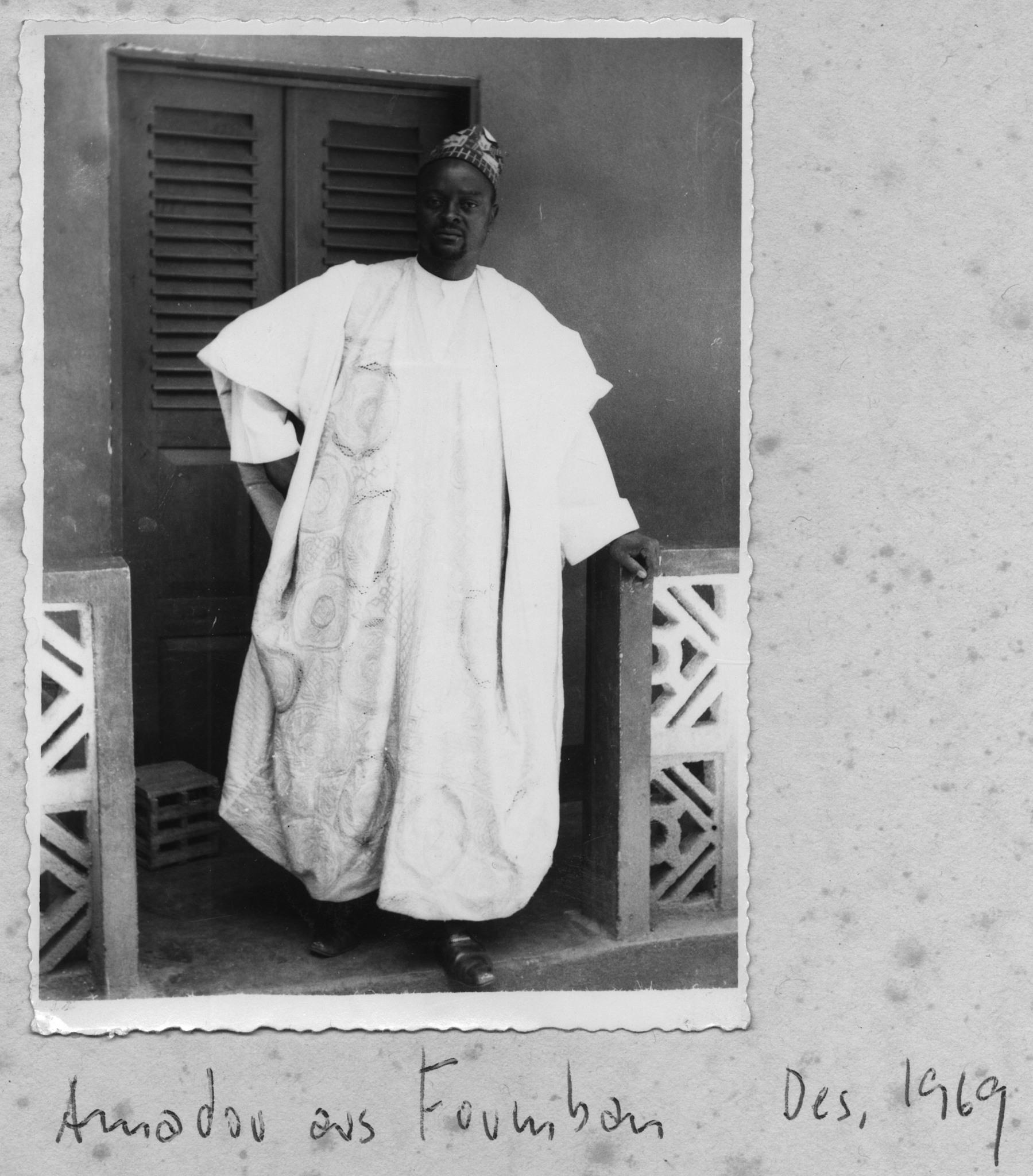 Female ancestor figure
