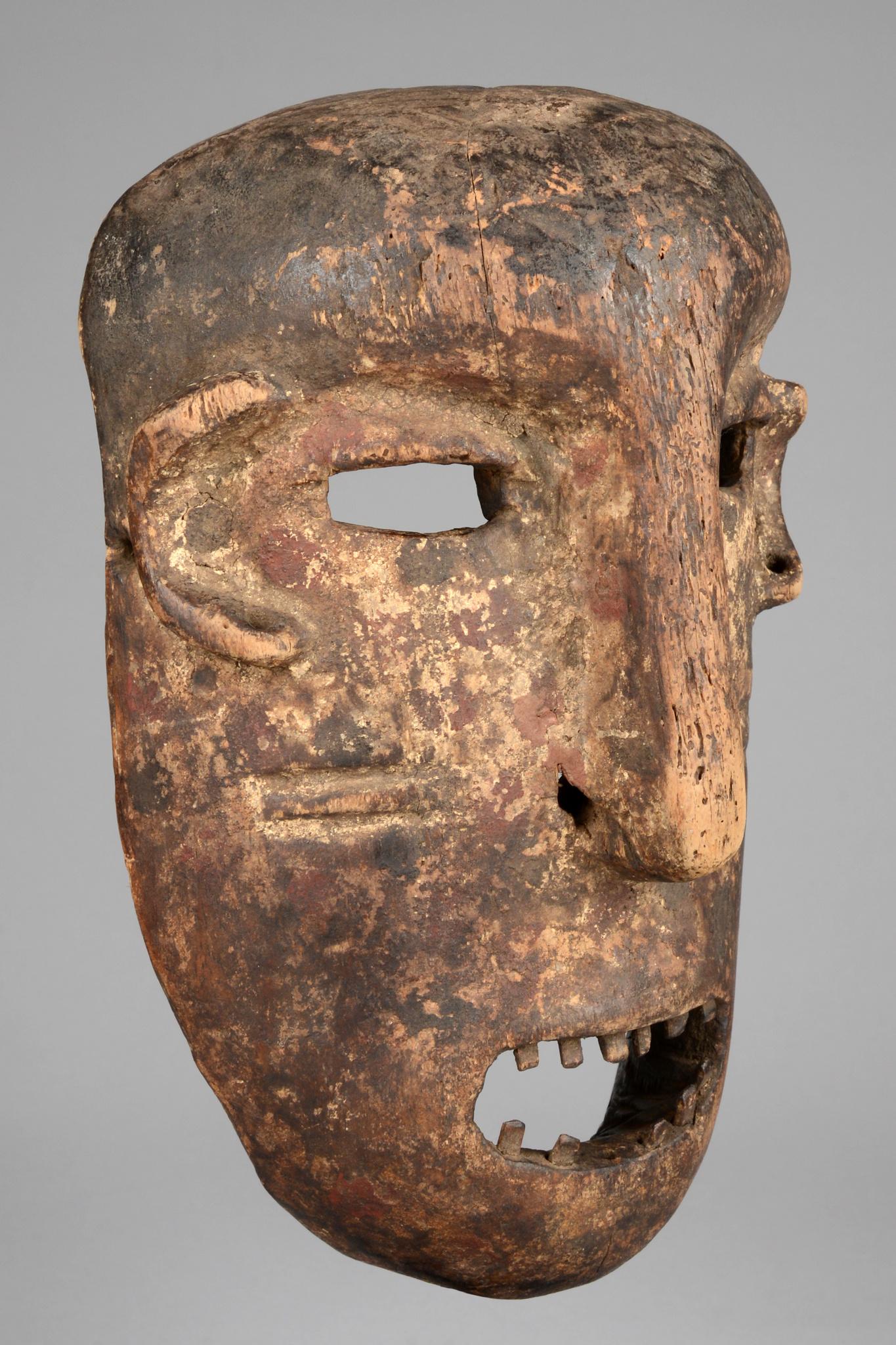 "Anthropomorphe Gesichtsmaske ""nsembu"" oder ""ibole"""