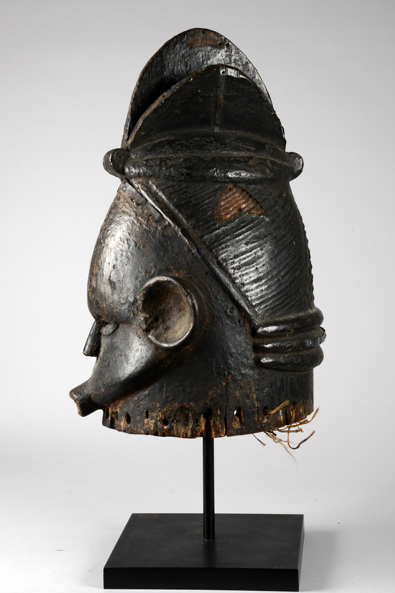 "Helmet mask ""zo gbe"""