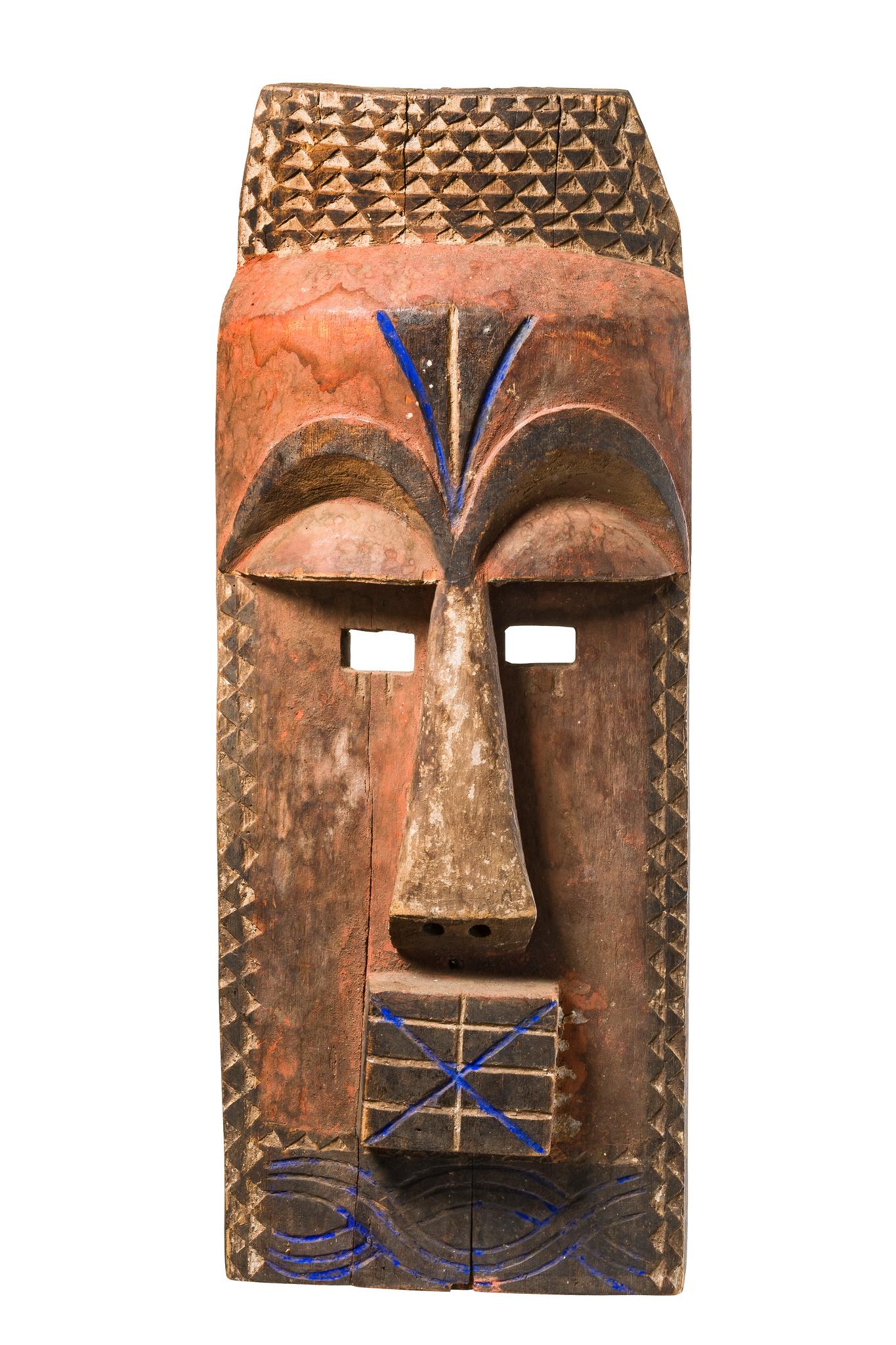 Rare board mask