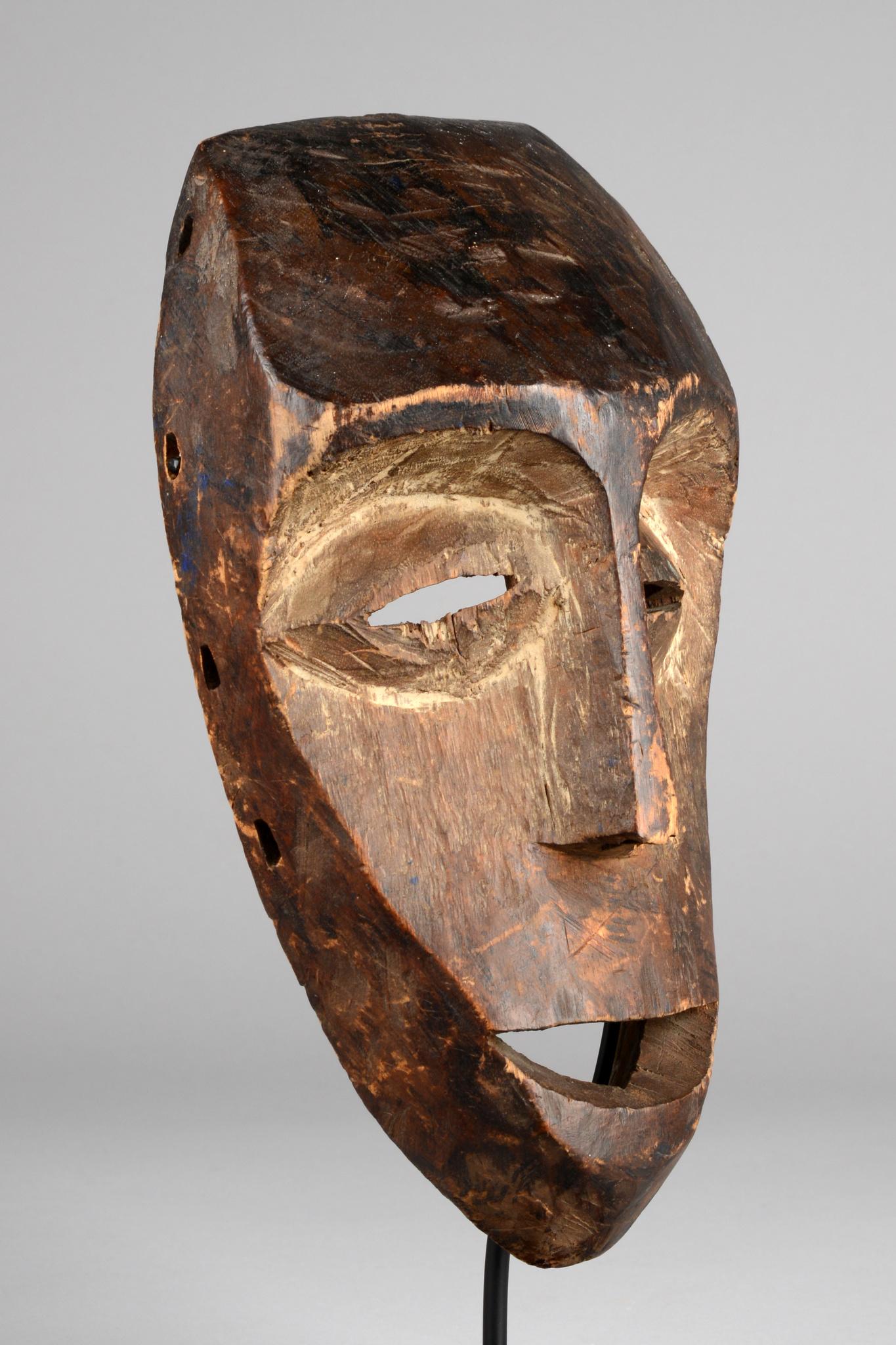 Anthropomorphe Gesichtsmaske