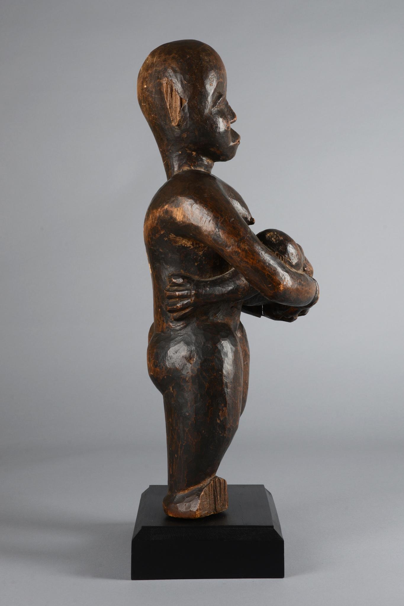 Mutter-und-Kind - Figur
