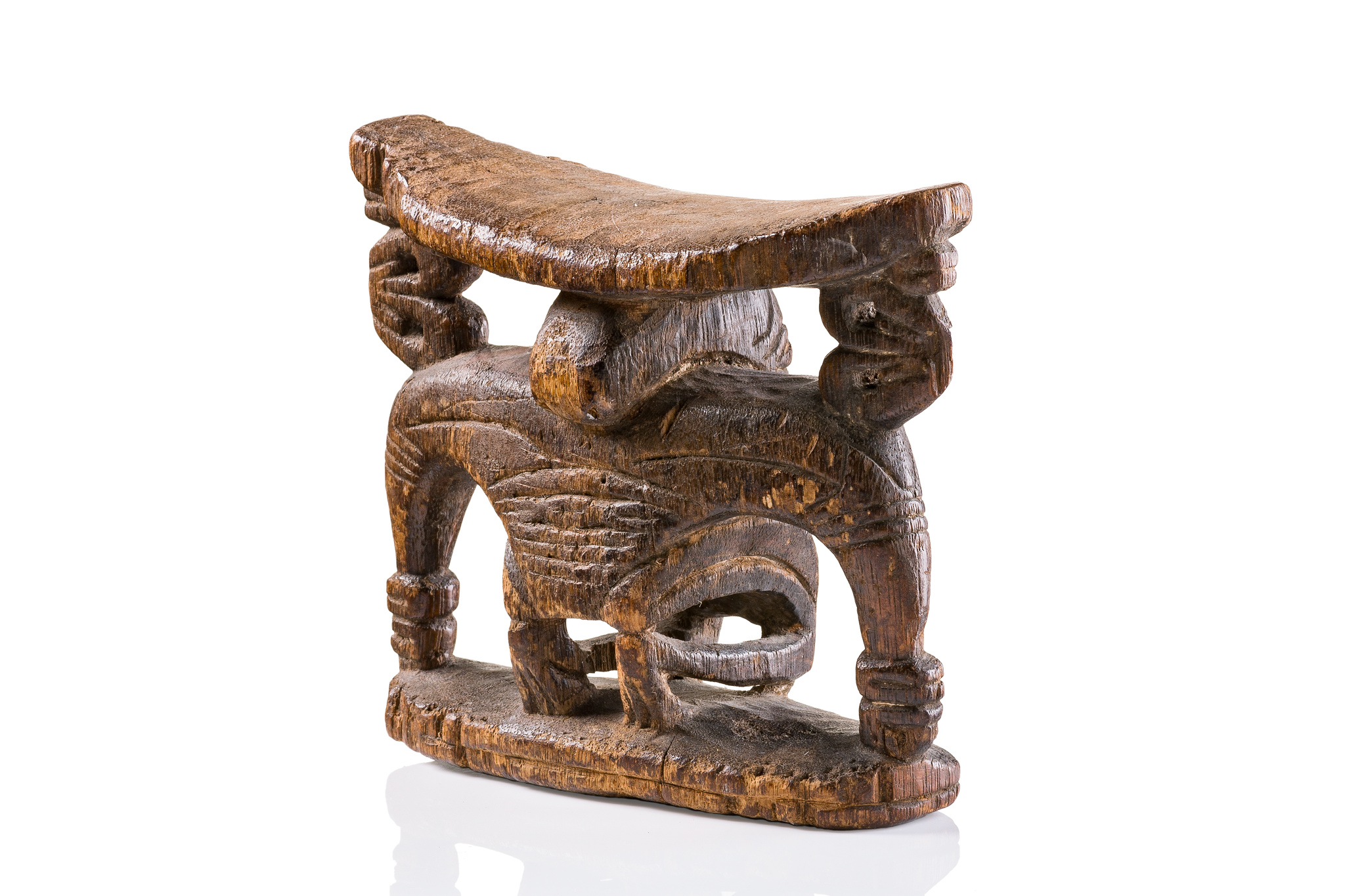 Headrest, 19th century