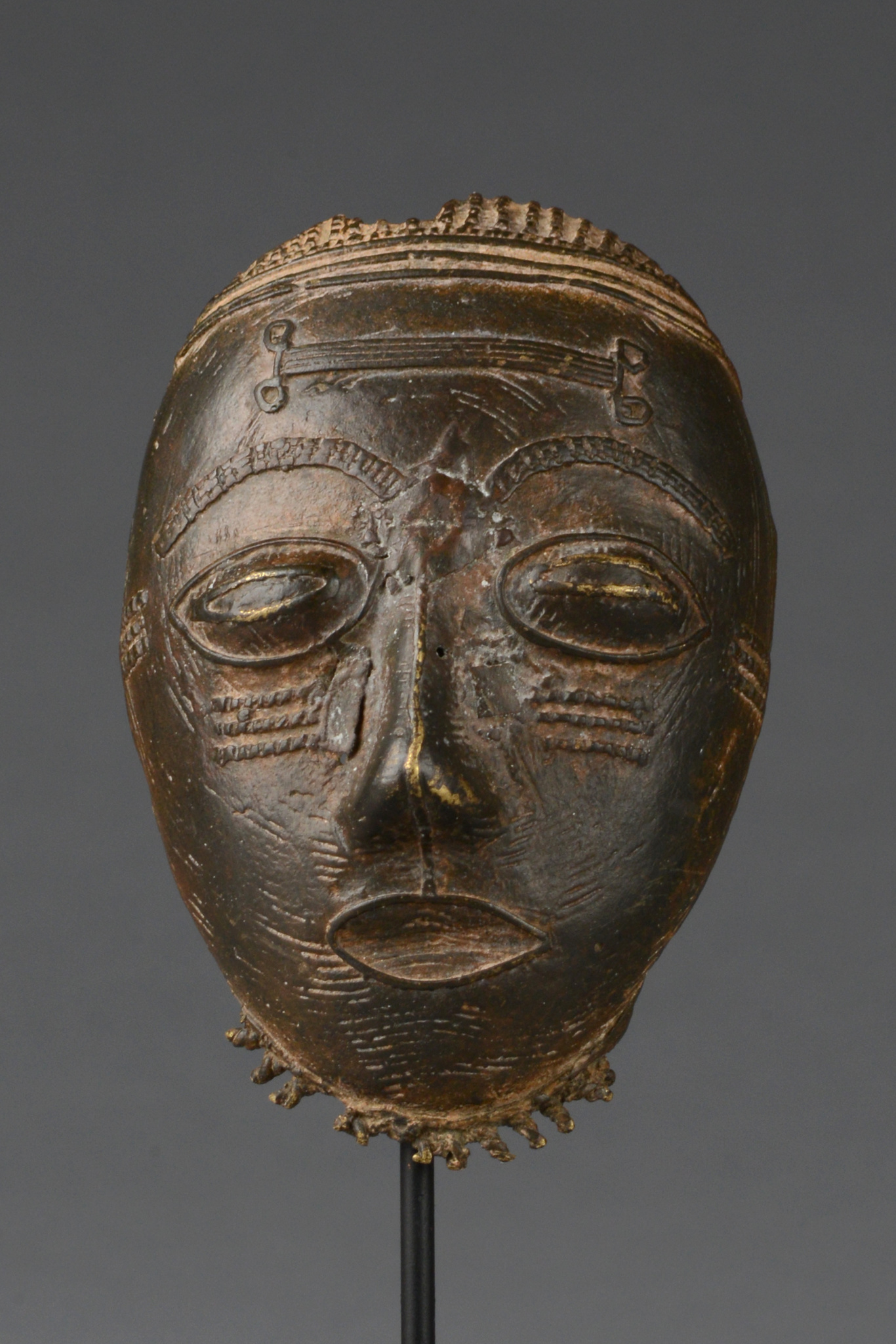Anthropomorphe Maskette