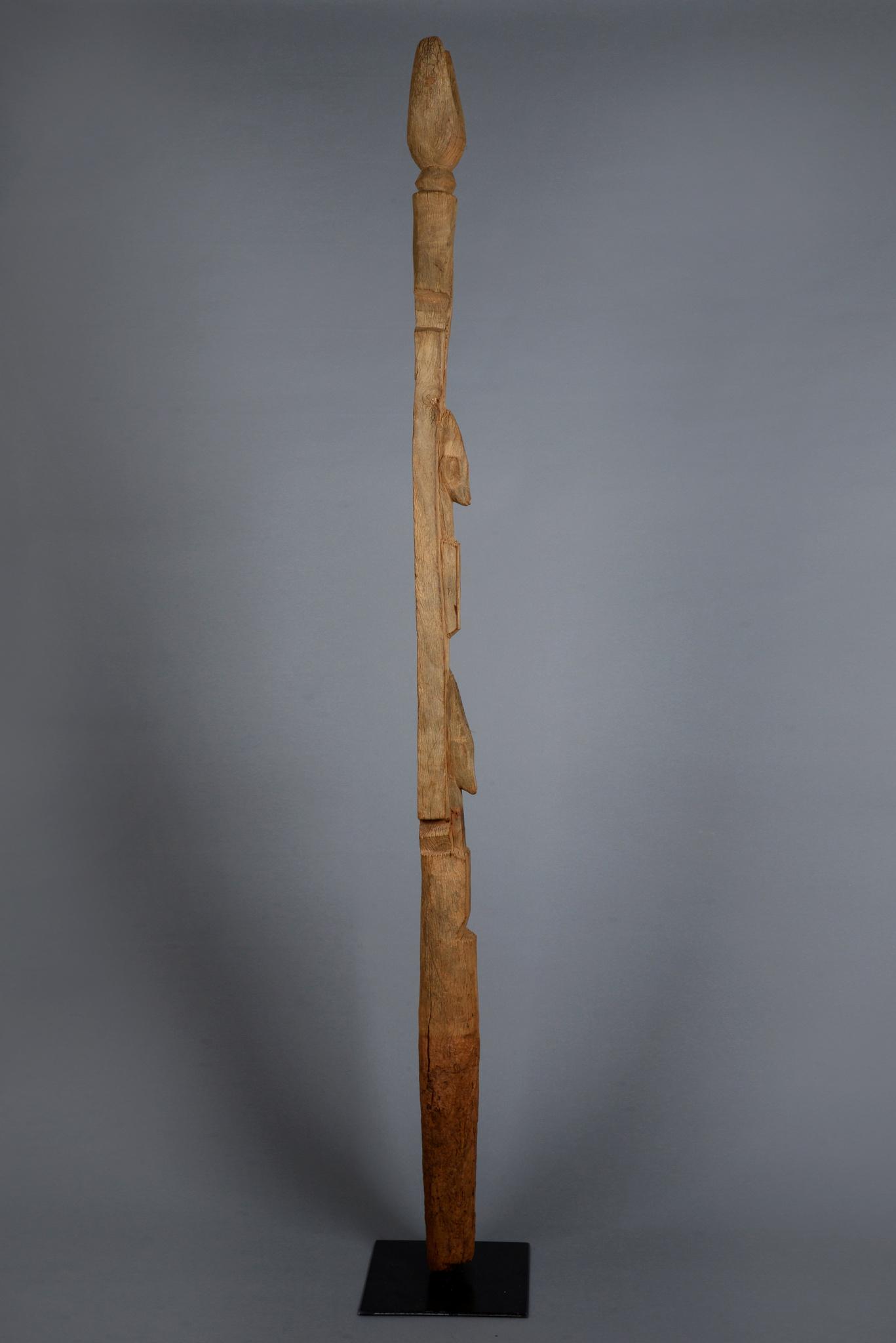 Chief's doorpost