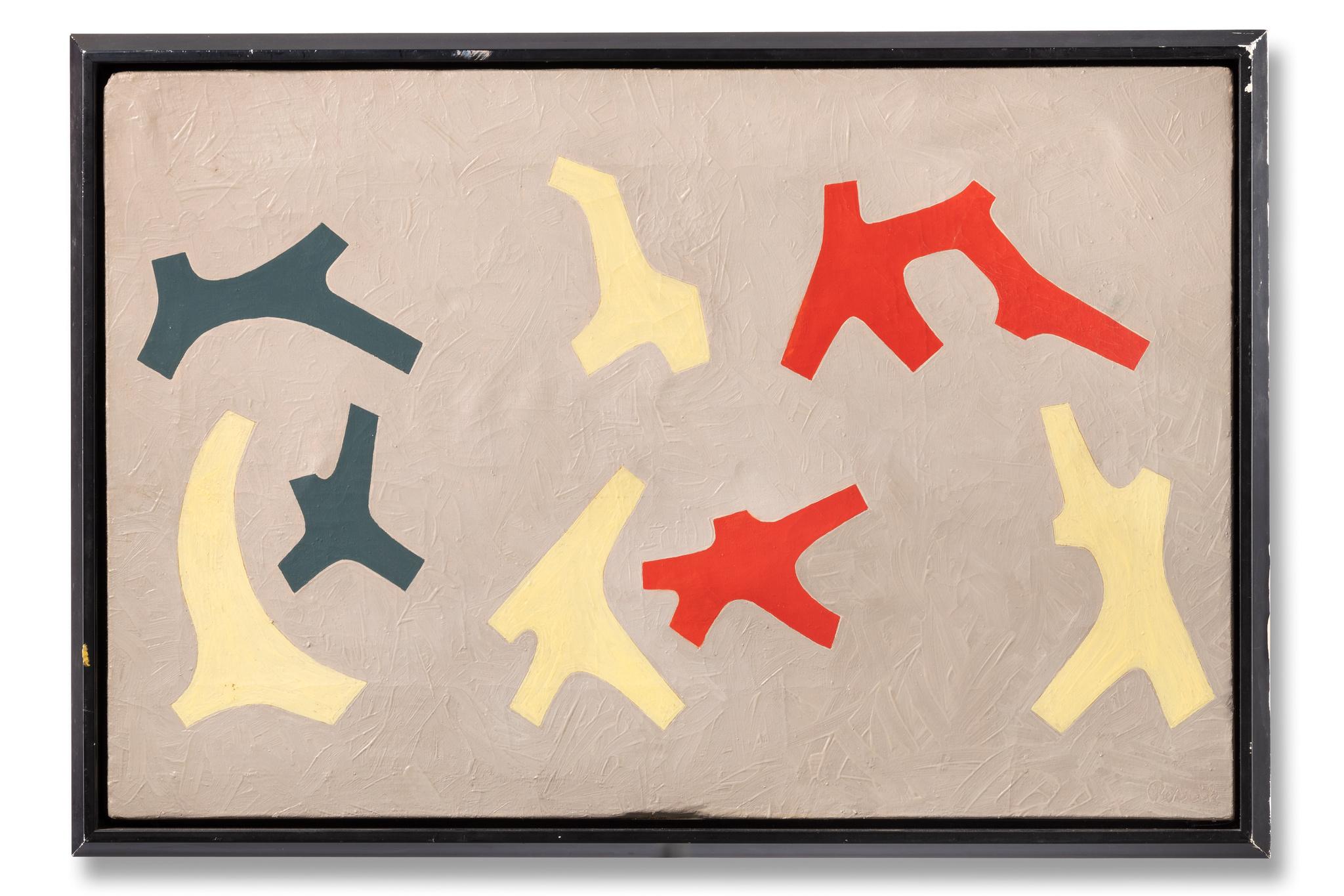 Ohne Titel (Zeichen), um 1960