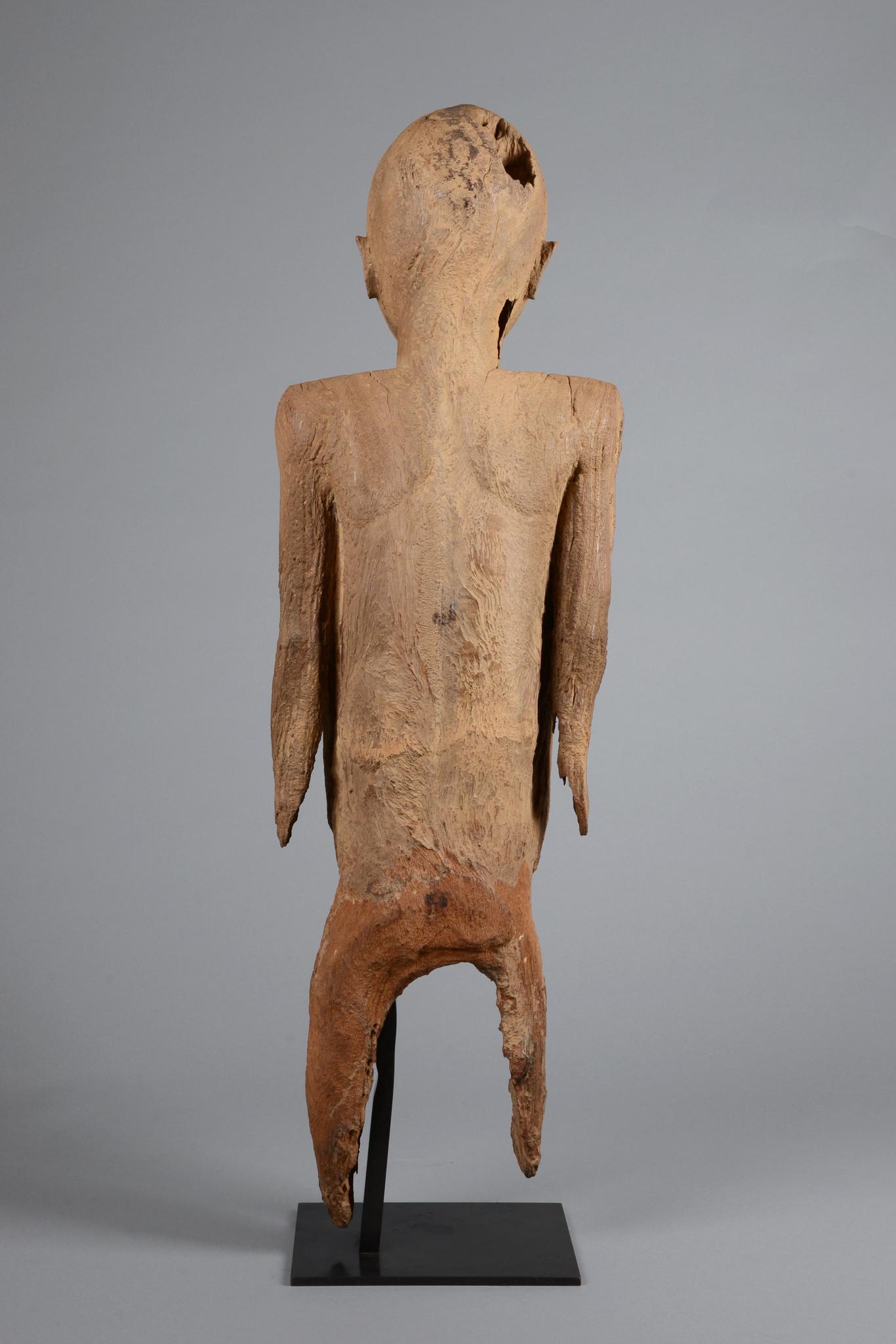 "Female ancestor figure thilkotina"", 19th century"
