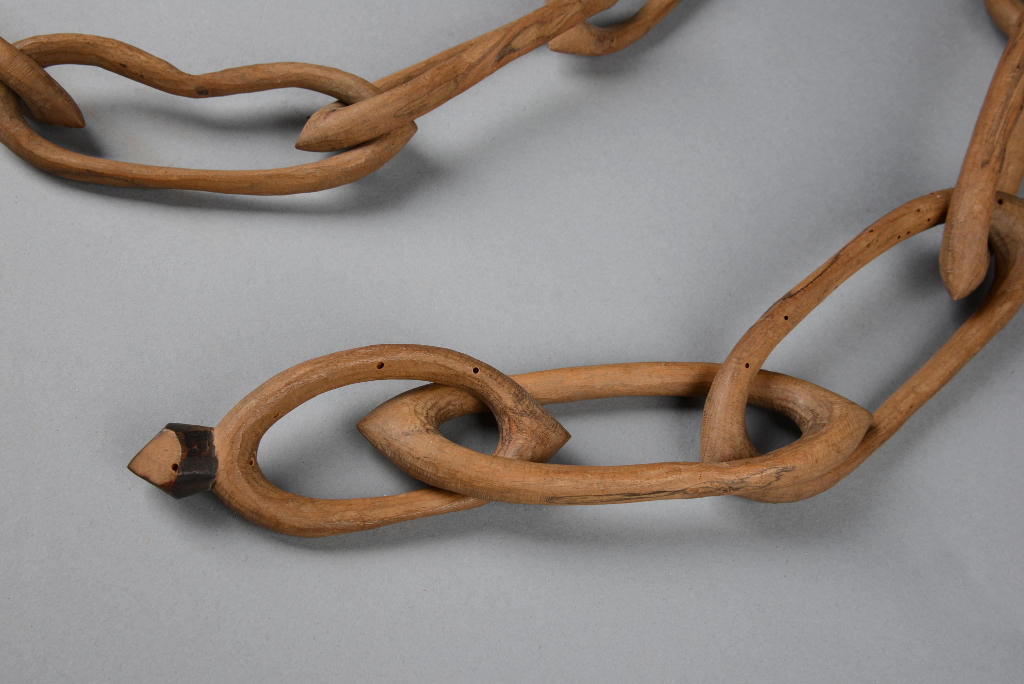 Link chain, before 1920