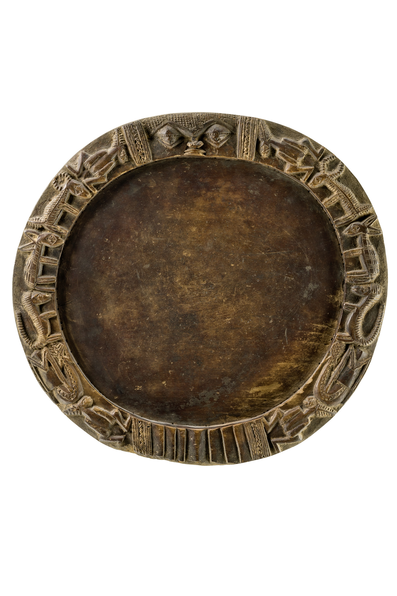 "Divination tray ""opon ifa"""