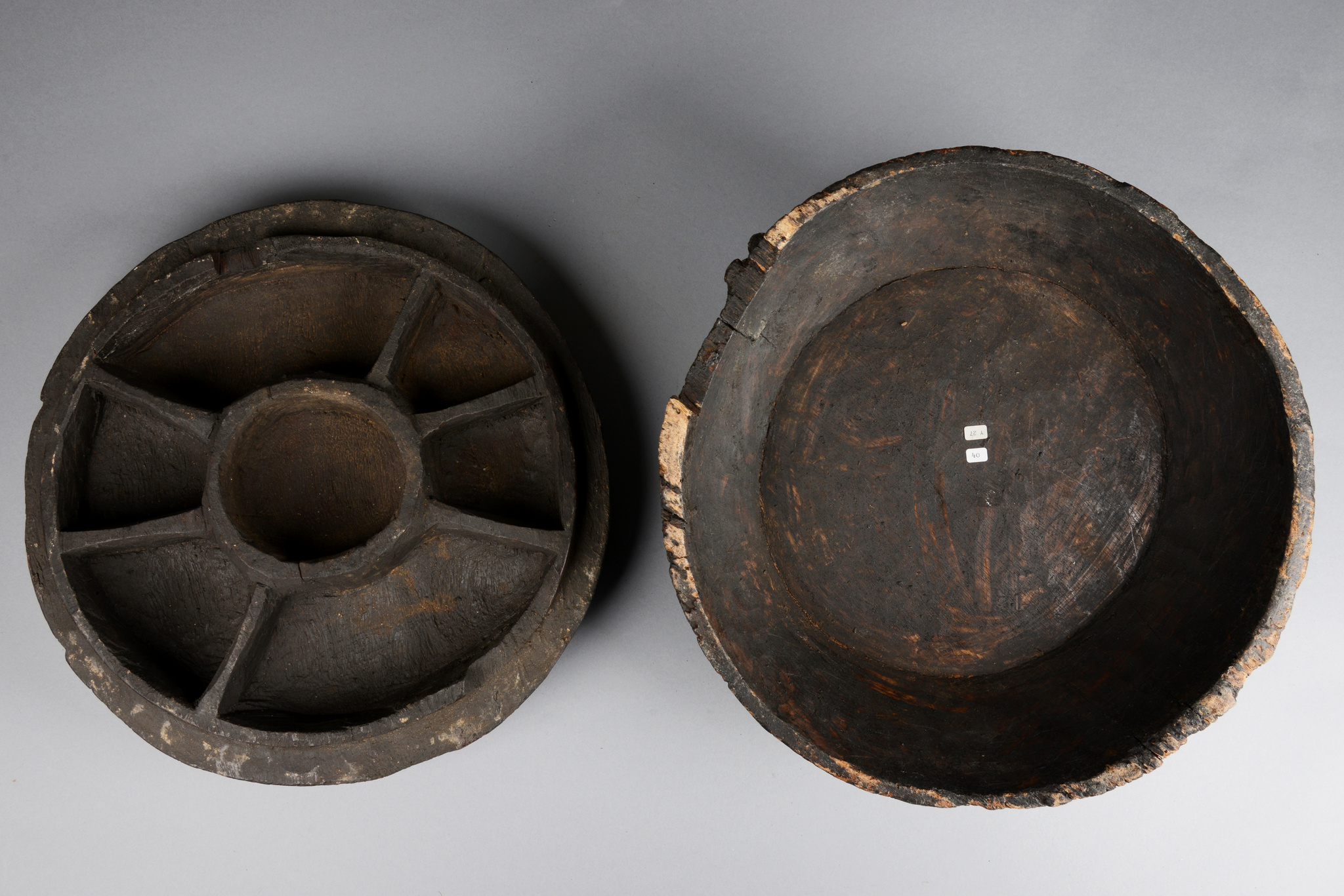 "Divination container ""opon igede ifa"""