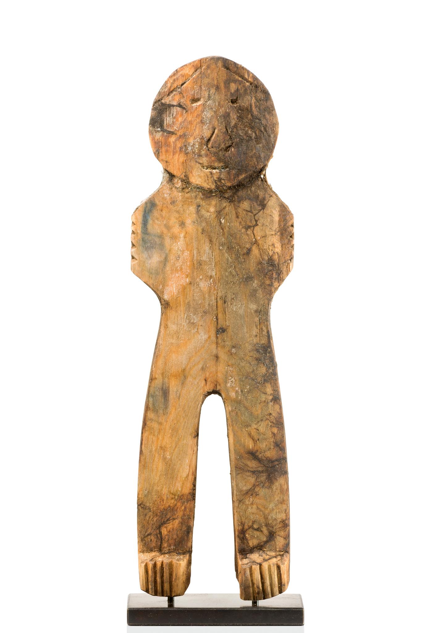 Rituelle Figur eines Schutzgeistes, um 1930