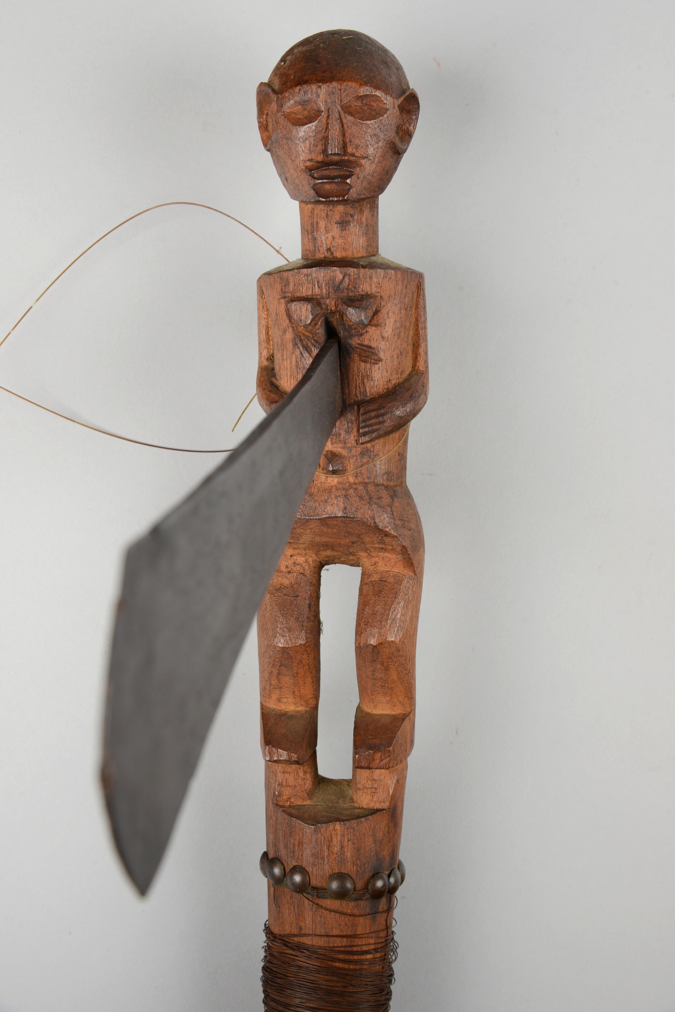 Cult and prestige axe, before 1914