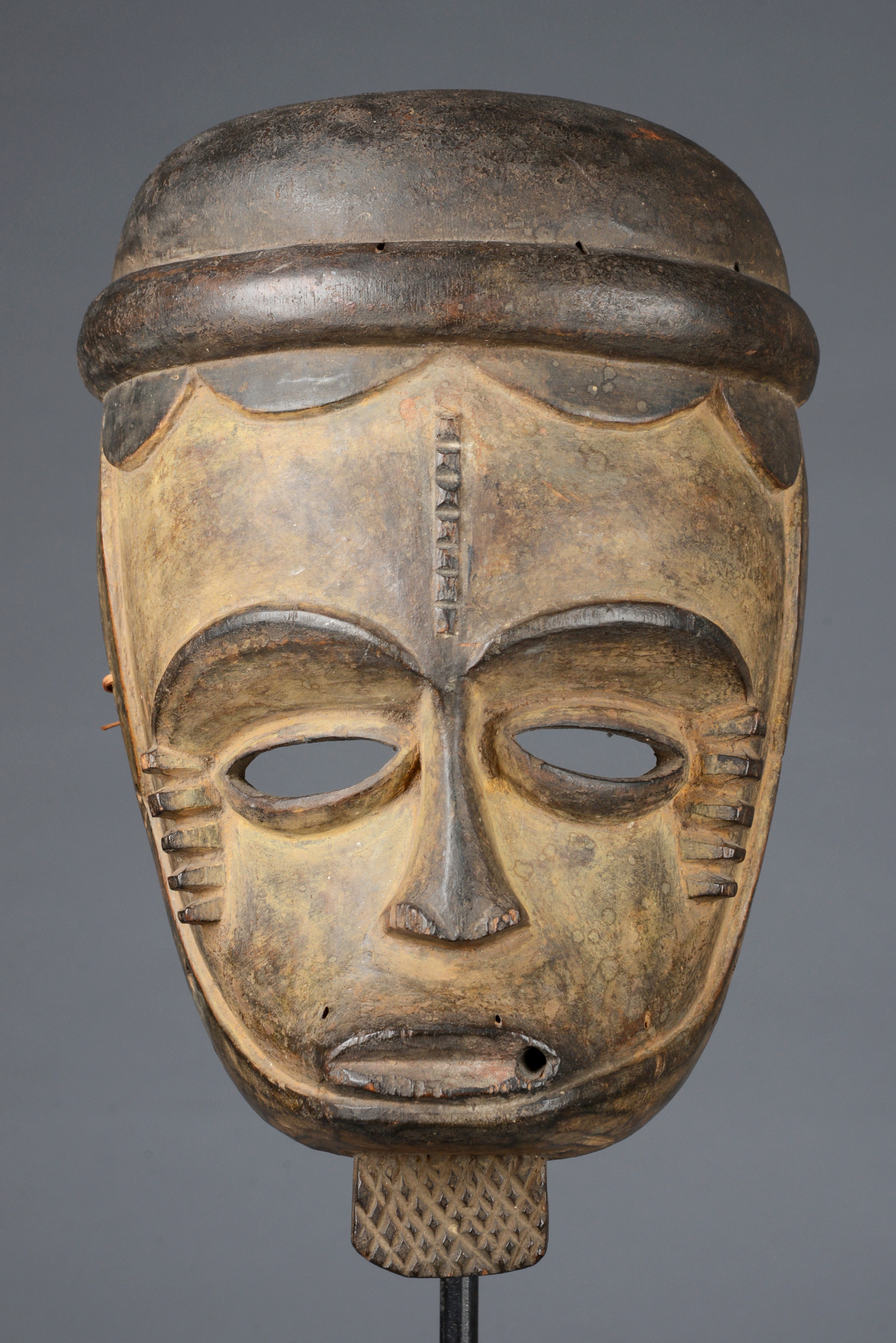 """Ekpo"" society mask"
