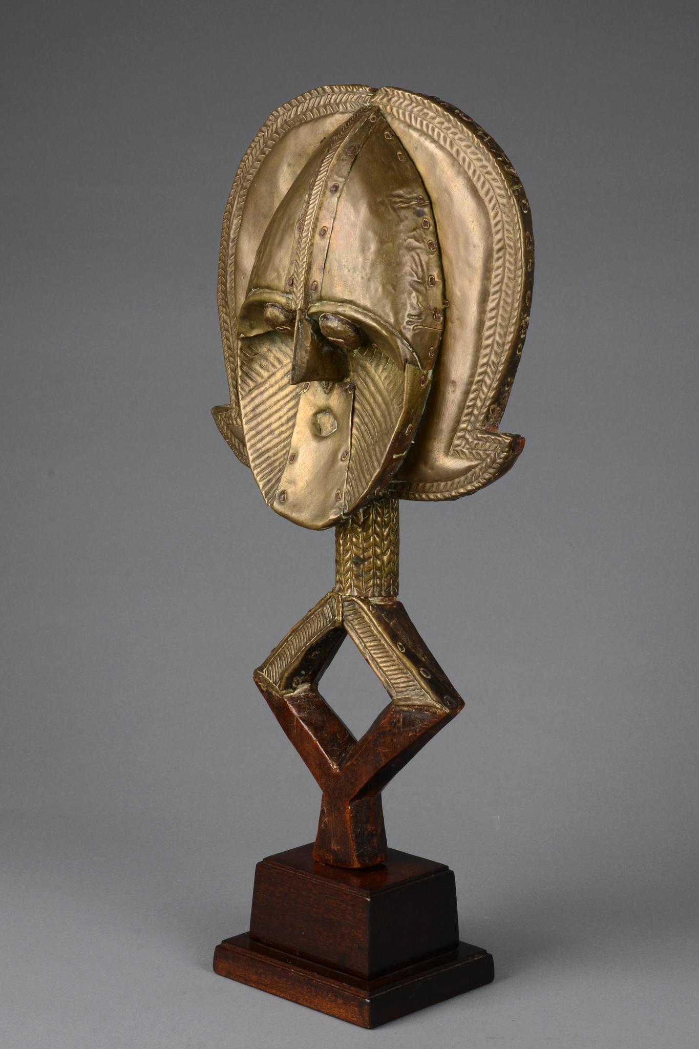 """Reliquiarwächterfigur """"mbulu-ngulu"""", vor 1929"""