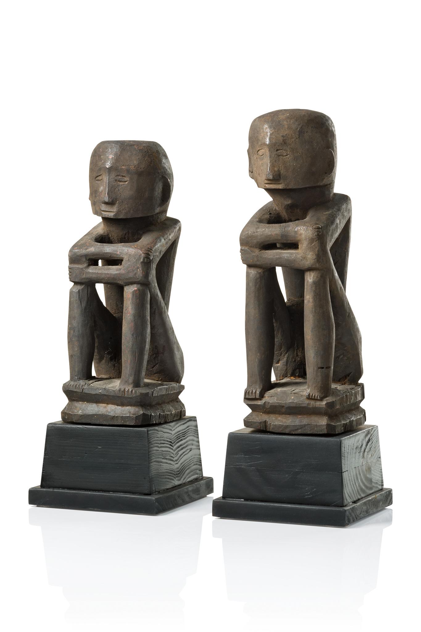 """Reisgottfigurenpaar """"bulul"""""""