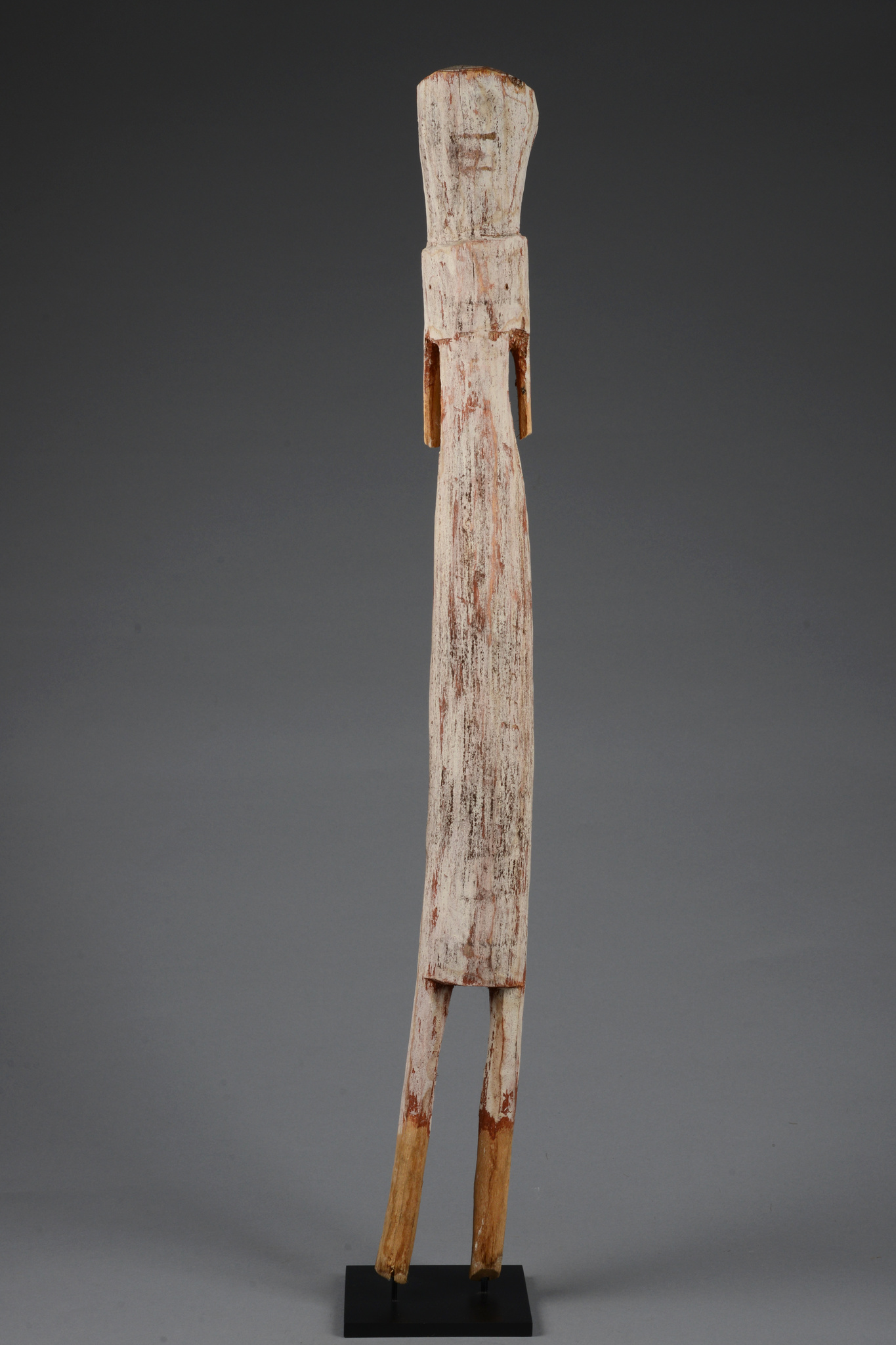 "Sculpture of a ""mimih"" spirit"