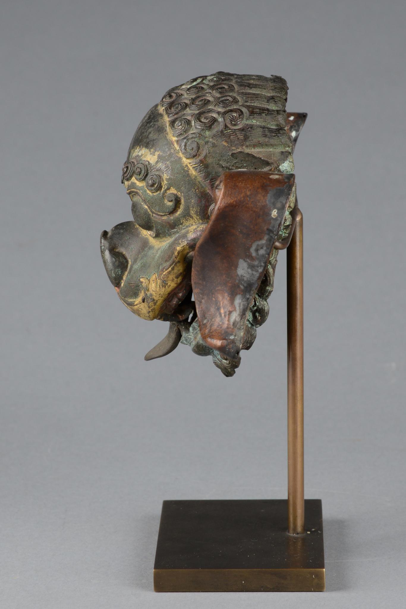 Kleiner Schneelöwenkopf, spätes 19. Jahhundert