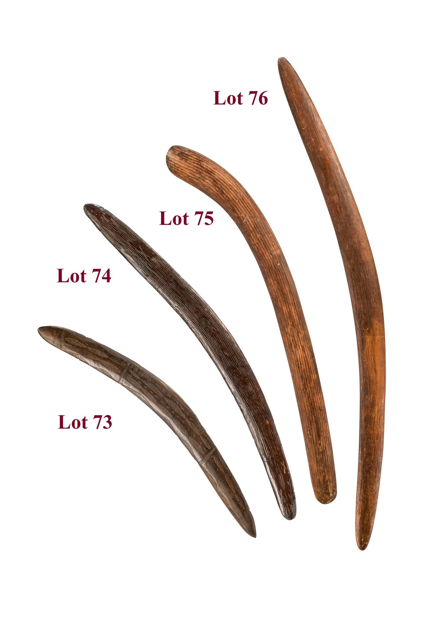 Klassischer Jagd-Bumerang