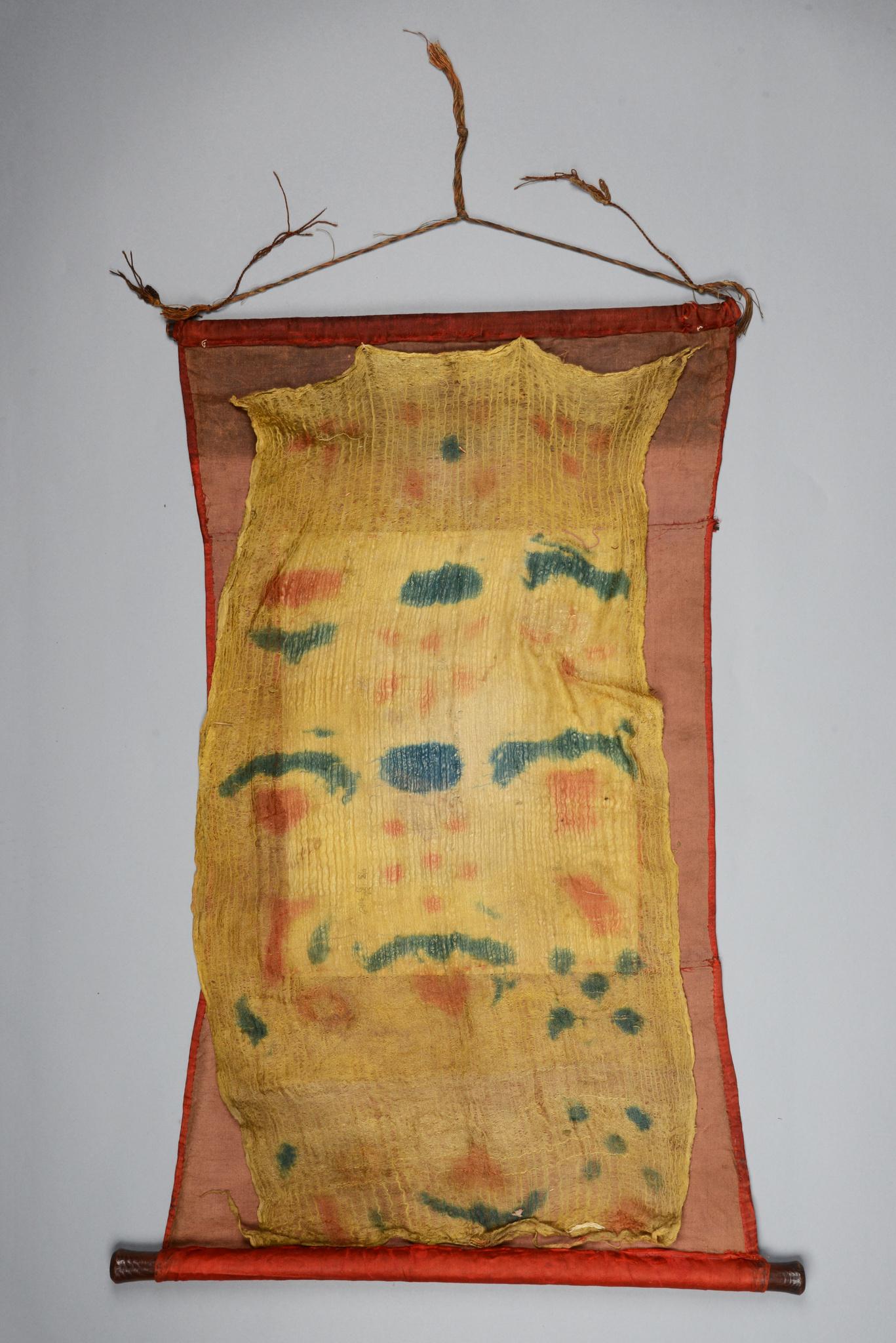 "Thangka: ""Tashi Tseringma"", 19. Jahrhundert"