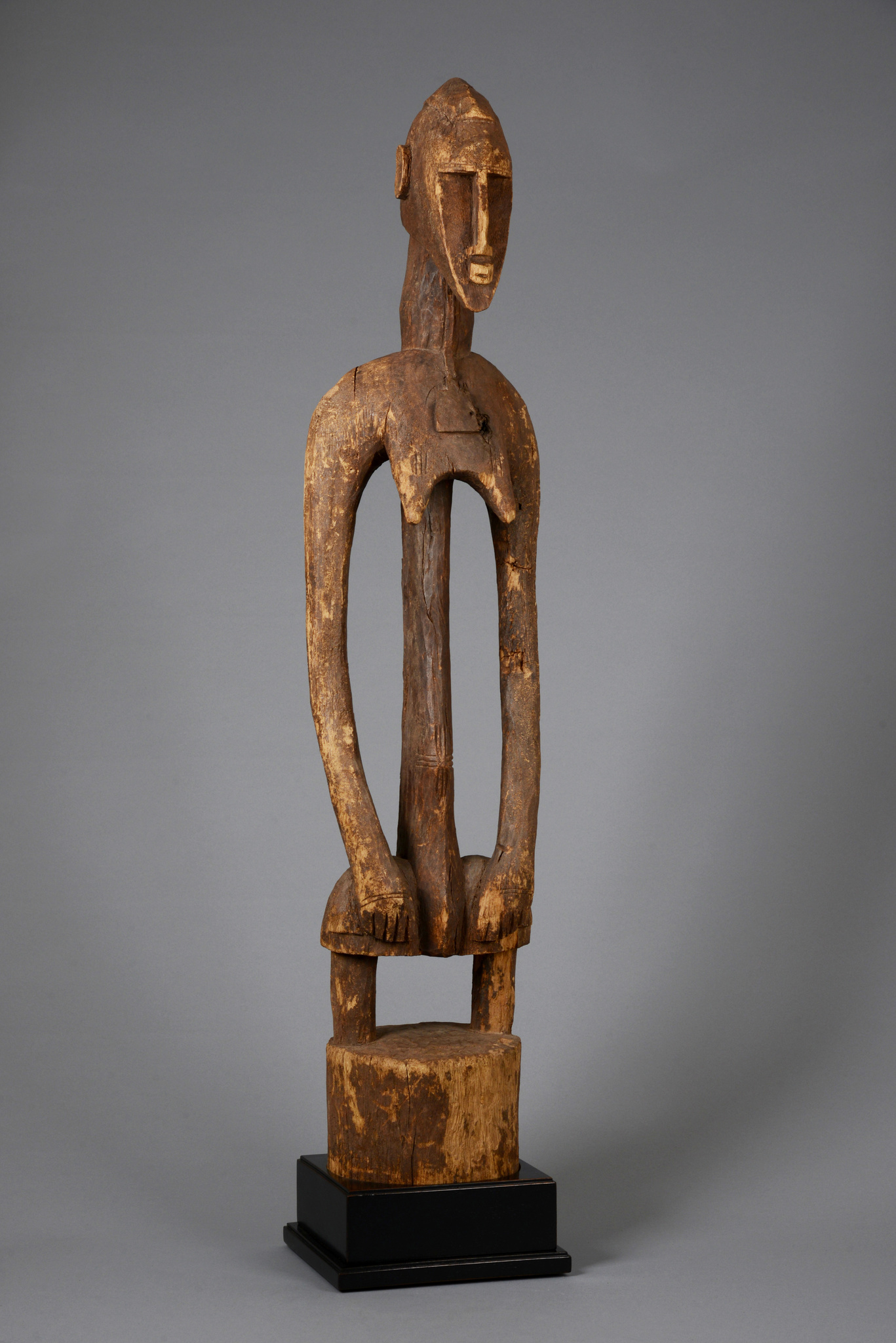 "Female figure ""deblé"", 19th century"
