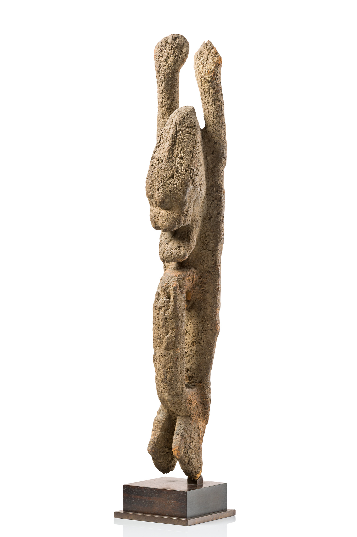 Very early statue