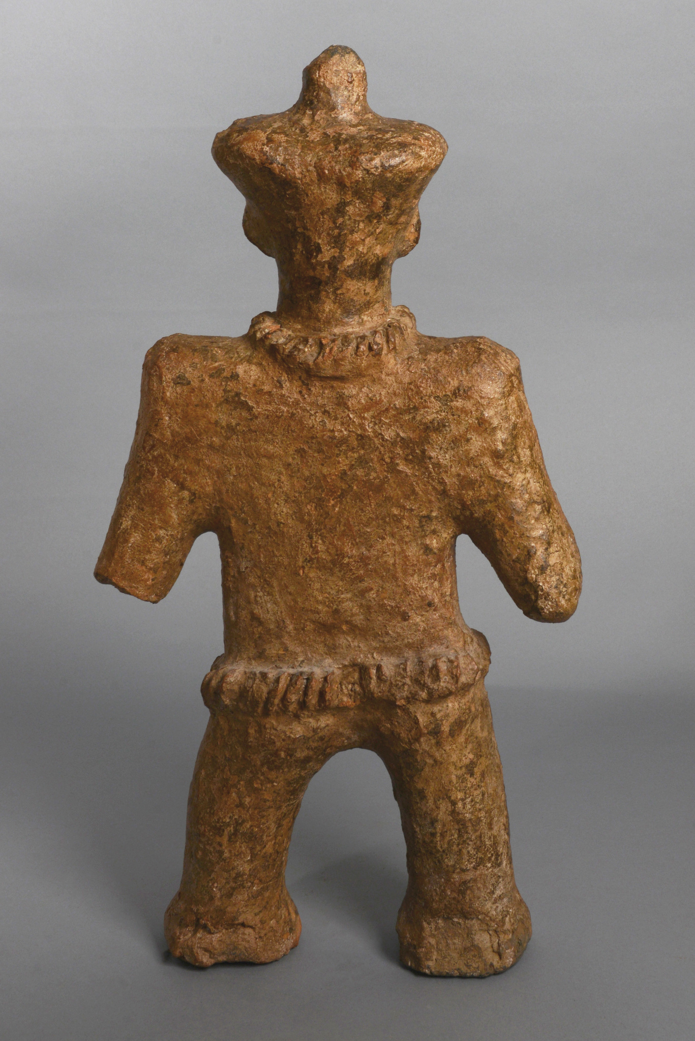 Rare terracotta figure