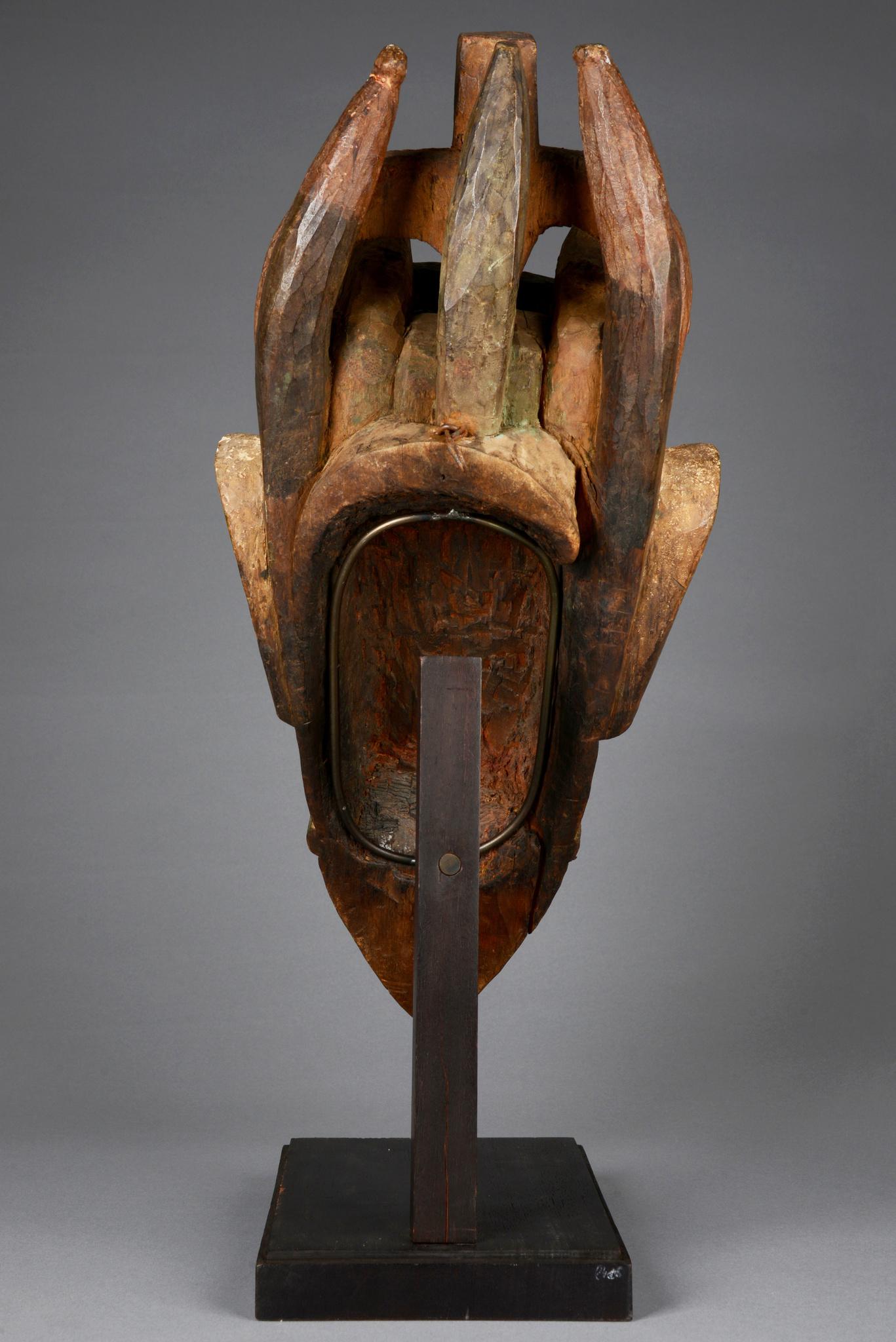 """Mask """"banda"""" or """"kumbaruba"""""""