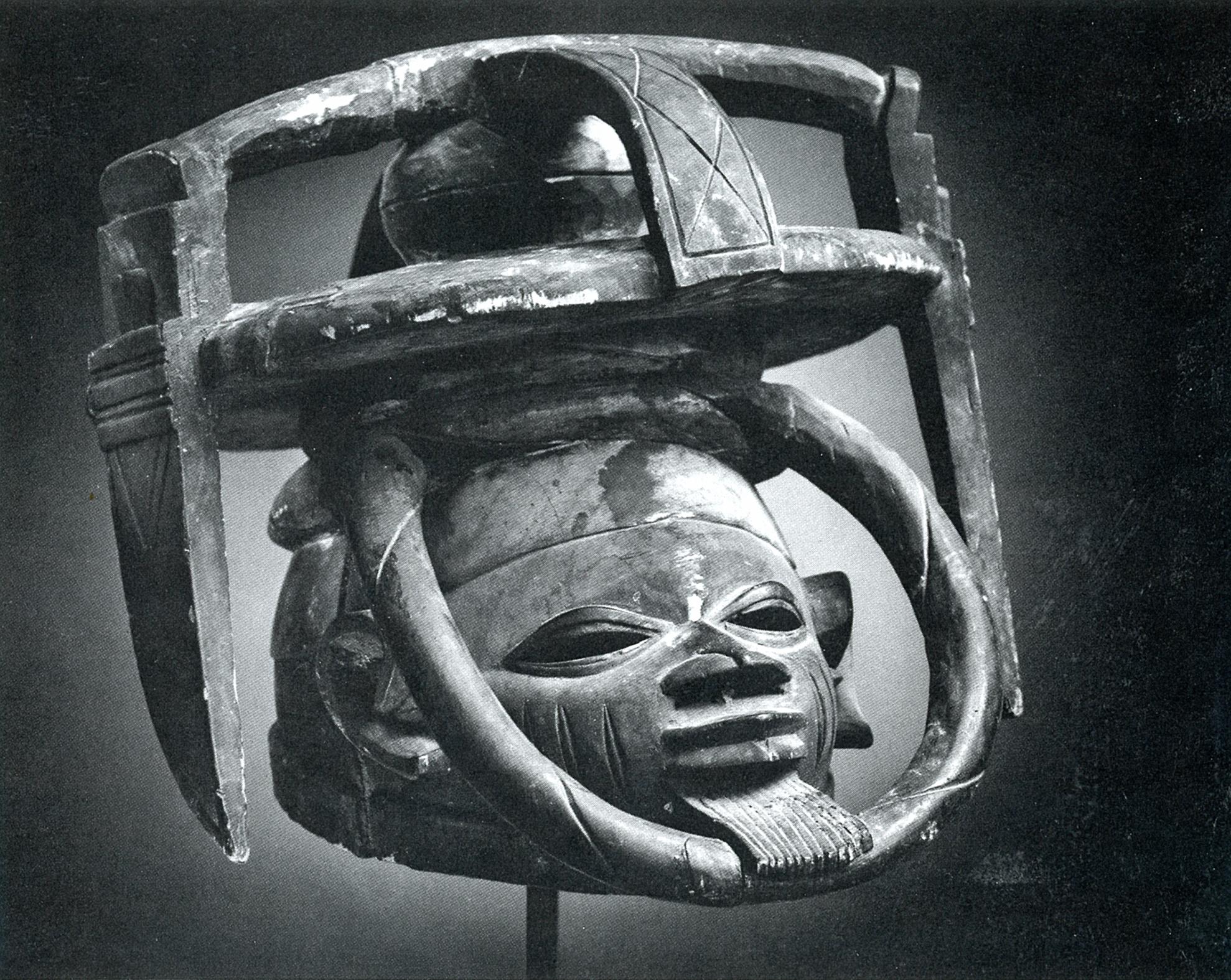 Masque casque
