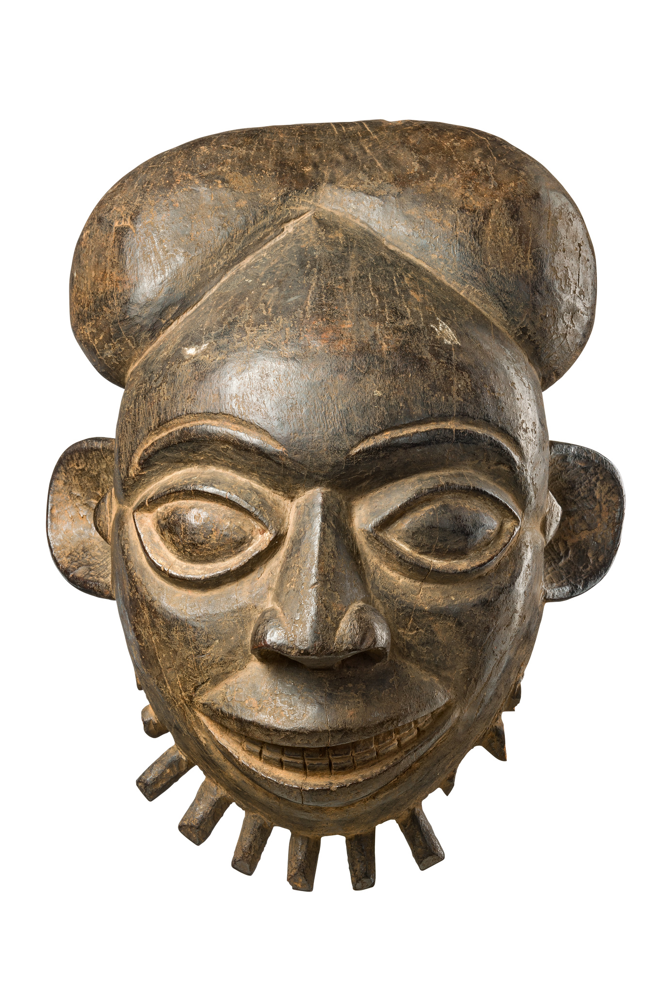 "Mask of a leader ""kam"""