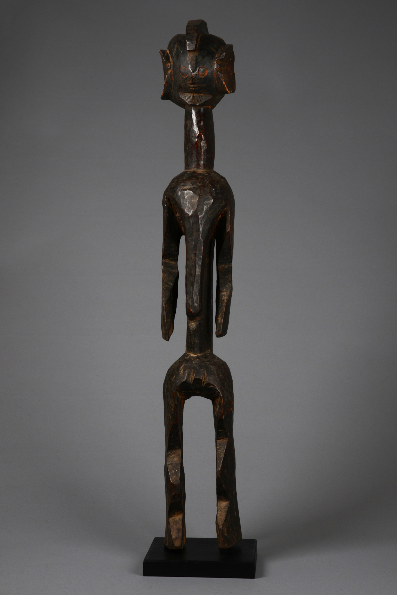 "Anthropomorphic figure ""iagalagana"", before 1969"